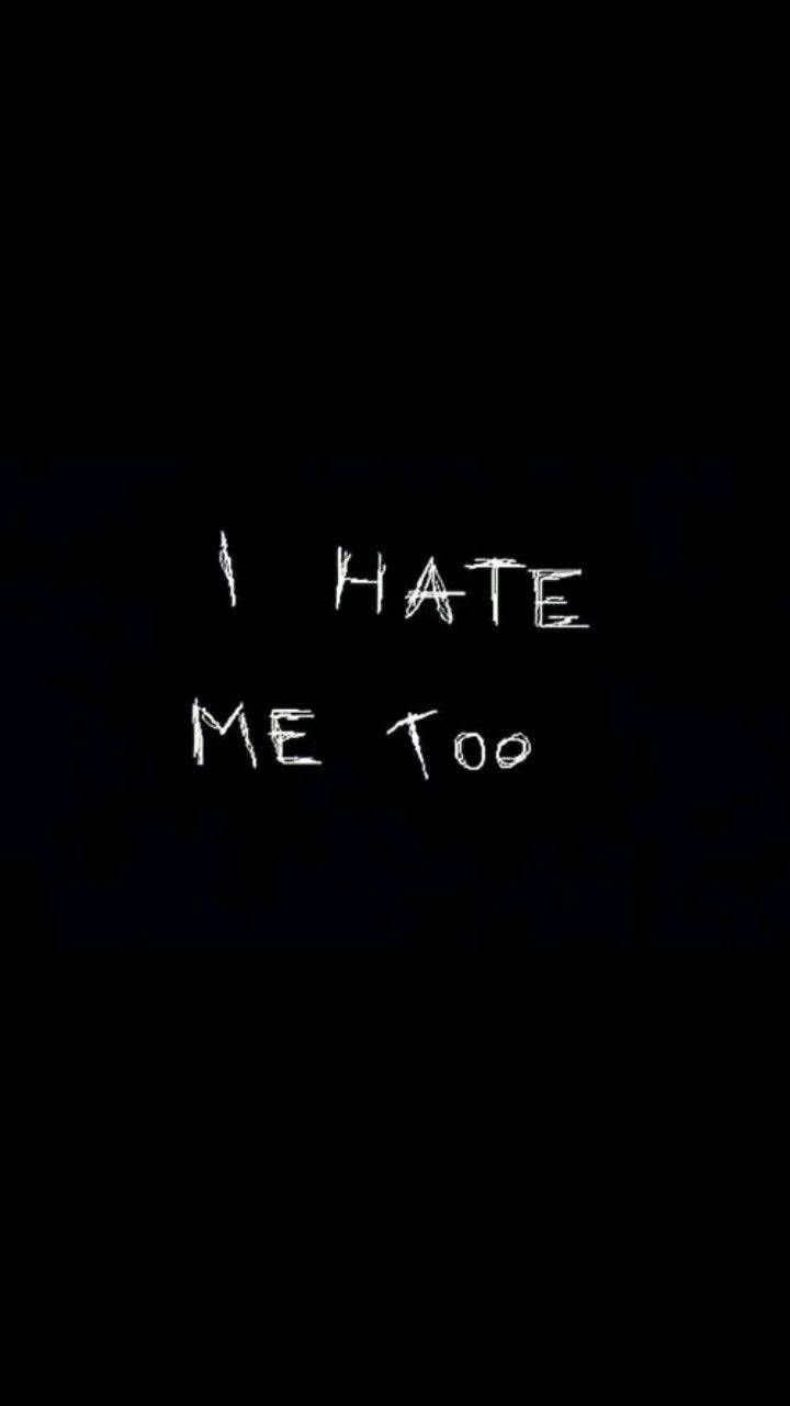 Hate Me Wallpapers Top Free Hate Me Backgrounds Wallpaperaccess