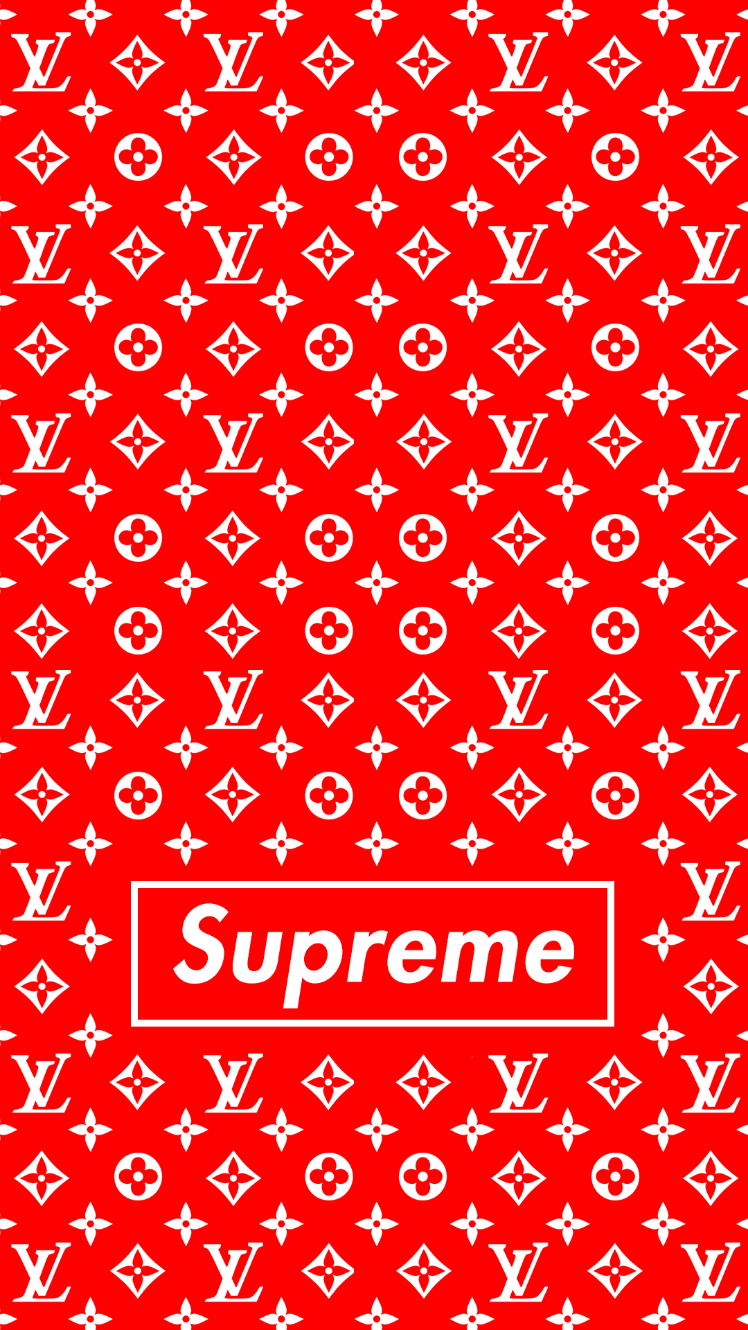 Supreme X Louis Vuitton Background Jaguar Clubs Of North