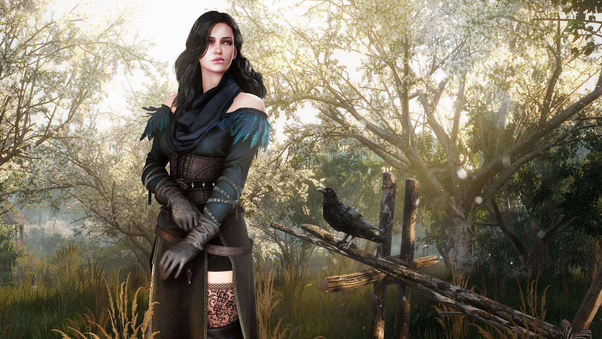 Hot yennefer witcher 3 The Witcher
