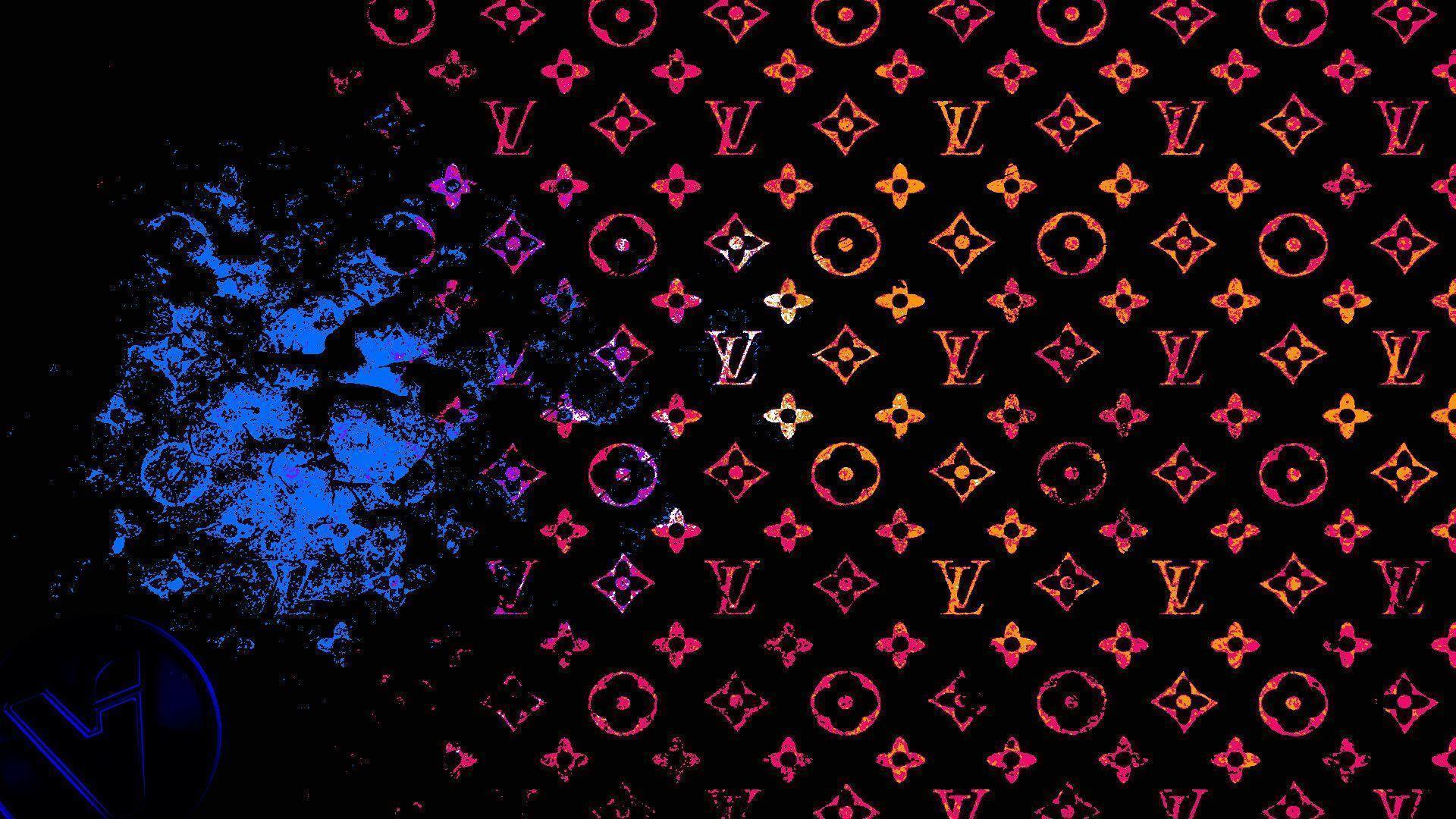 2568a8009c1b7 1920x1080 Supreme Louis Vuitton Wallpapers