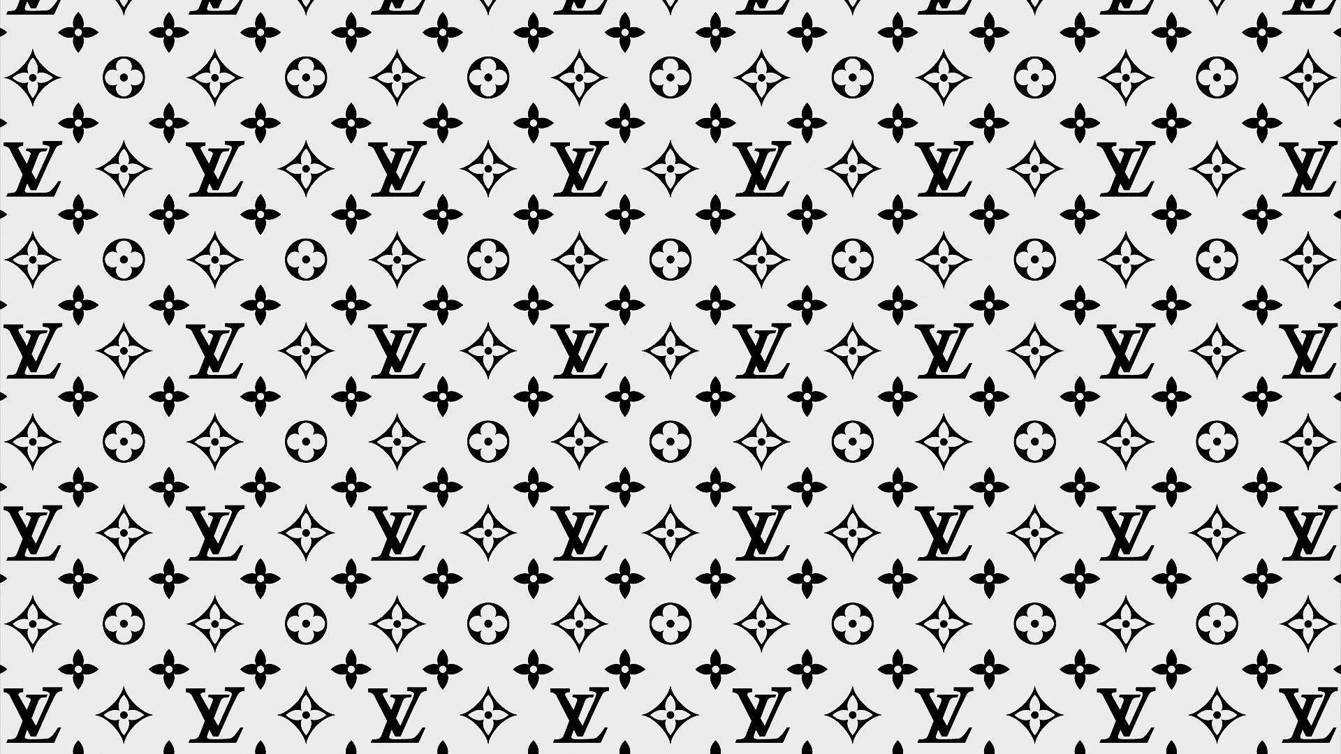 Louis vuitton wallpaper logo