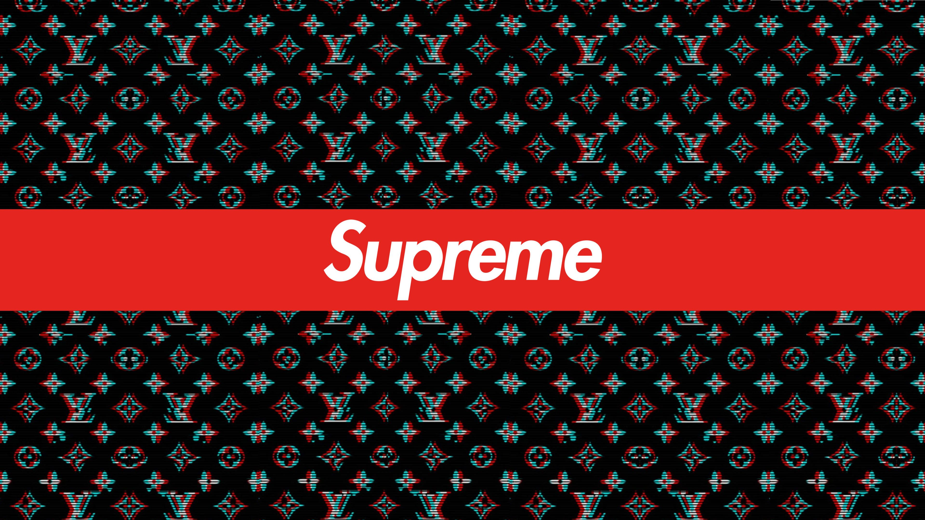 Supreme Louis Vuitton Wallpapers Top Free Supreme Louis Vuitton