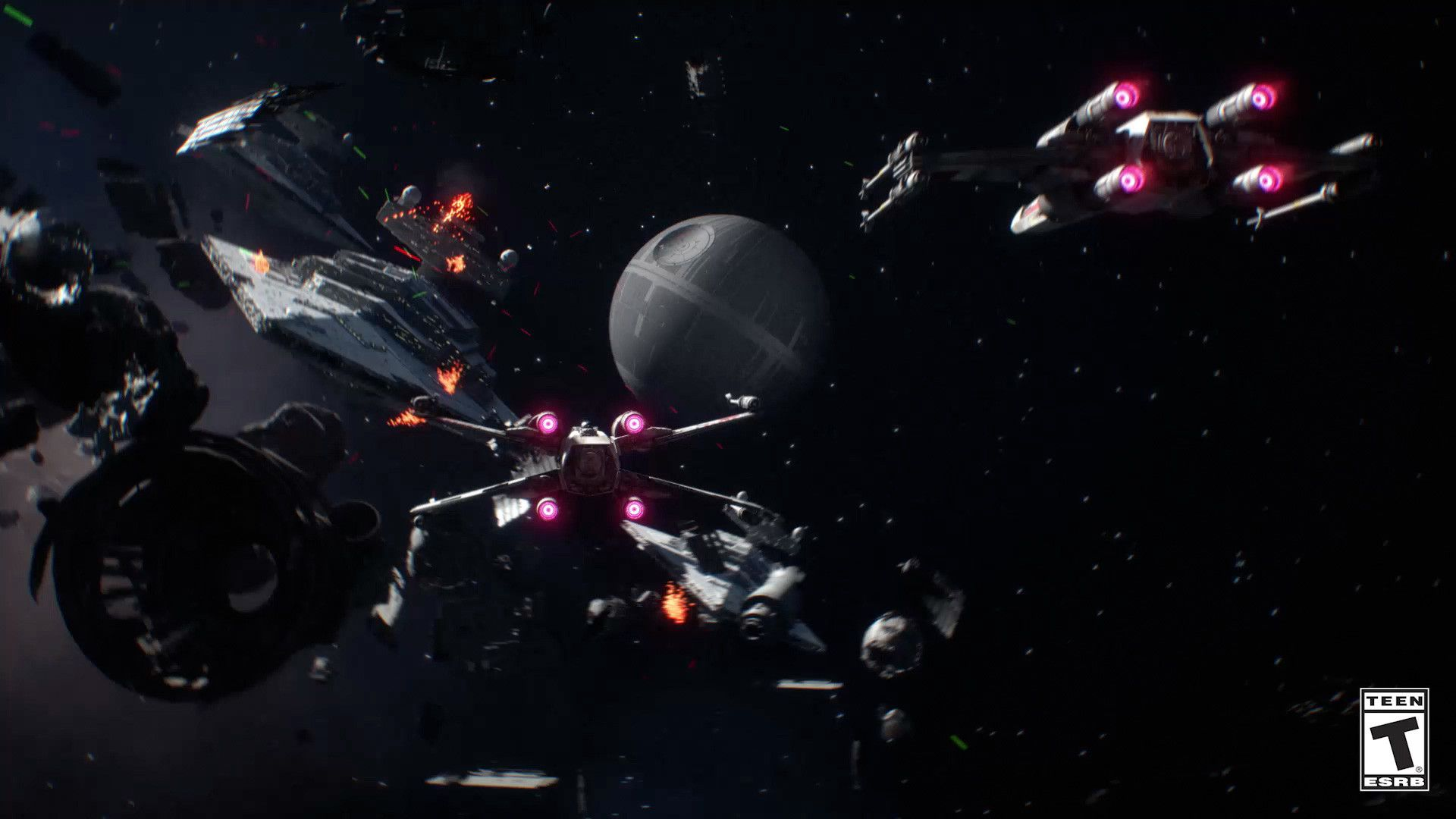 Star Wars Space Battle Wallpapers Top Free Star Wars Space Battle Backgrounds Wallpaperaccess