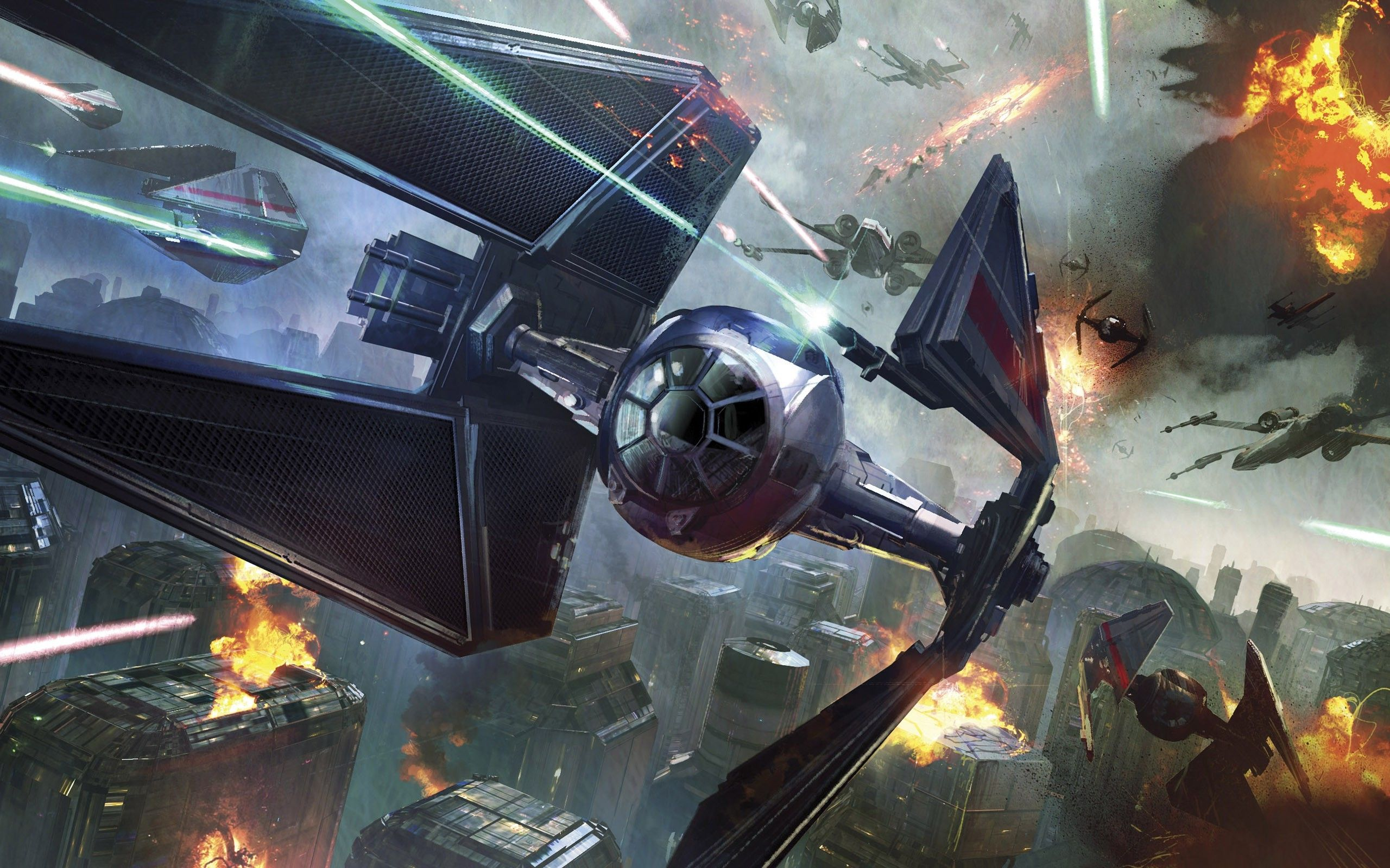 Star Wars Space Battle Wallpapers Top Free Star Wars Space