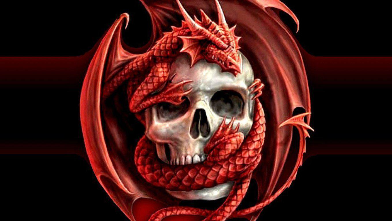 Evil Skull Wallpapers - Top Free Evil