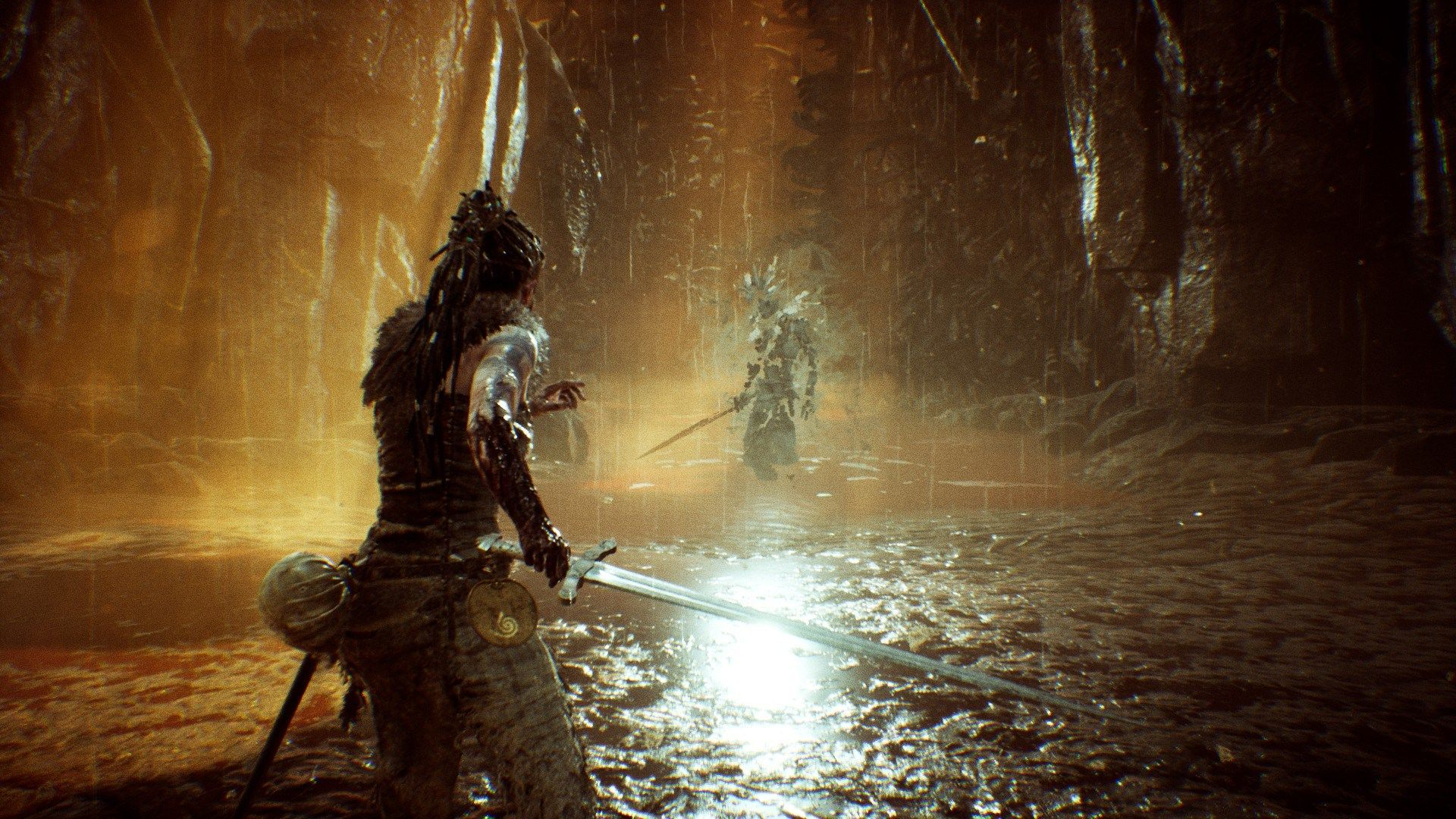 Hellblade wallpapers top free hellblade backgrounds wallpaperaccess - Sacrifice wallpaper ...