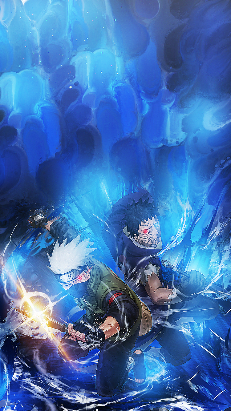 Kakashi Mobile Wallpapers Top Free Kakashi Mobile Backgrounds Wallpaperaccess