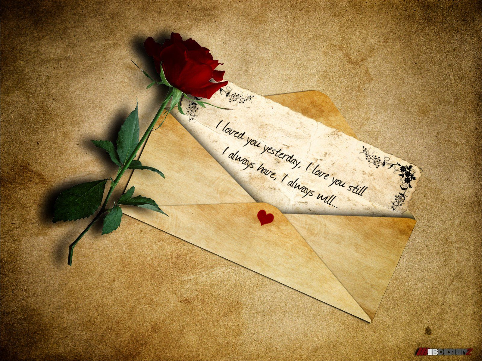 Love Letter Wallpapers - Top Free Love