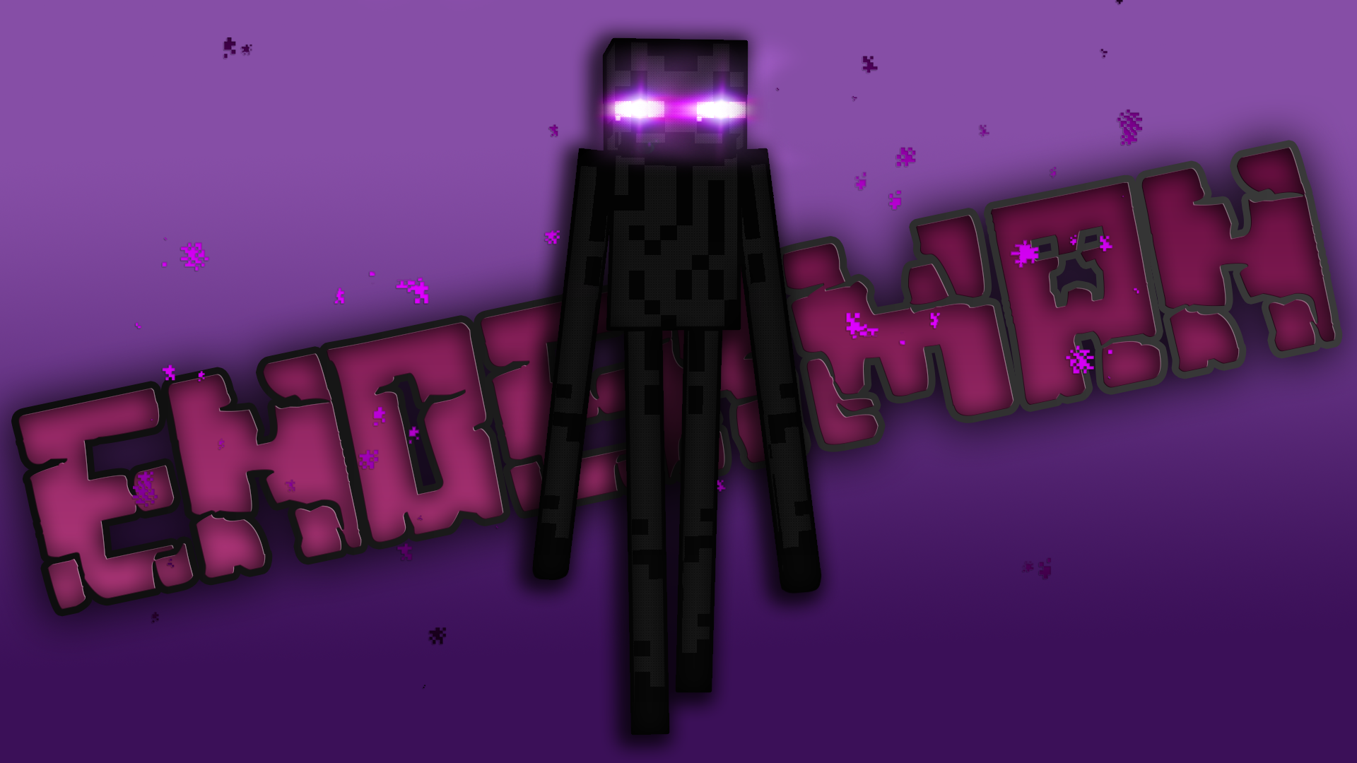 Minecraft Enderman Wallpapers Top Free Minecraft Enderman Backgrounds Wallpaperaccess