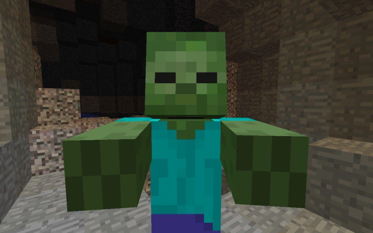 Minecraft Zombie Wallpapers Top Free Minecraft Zombie
