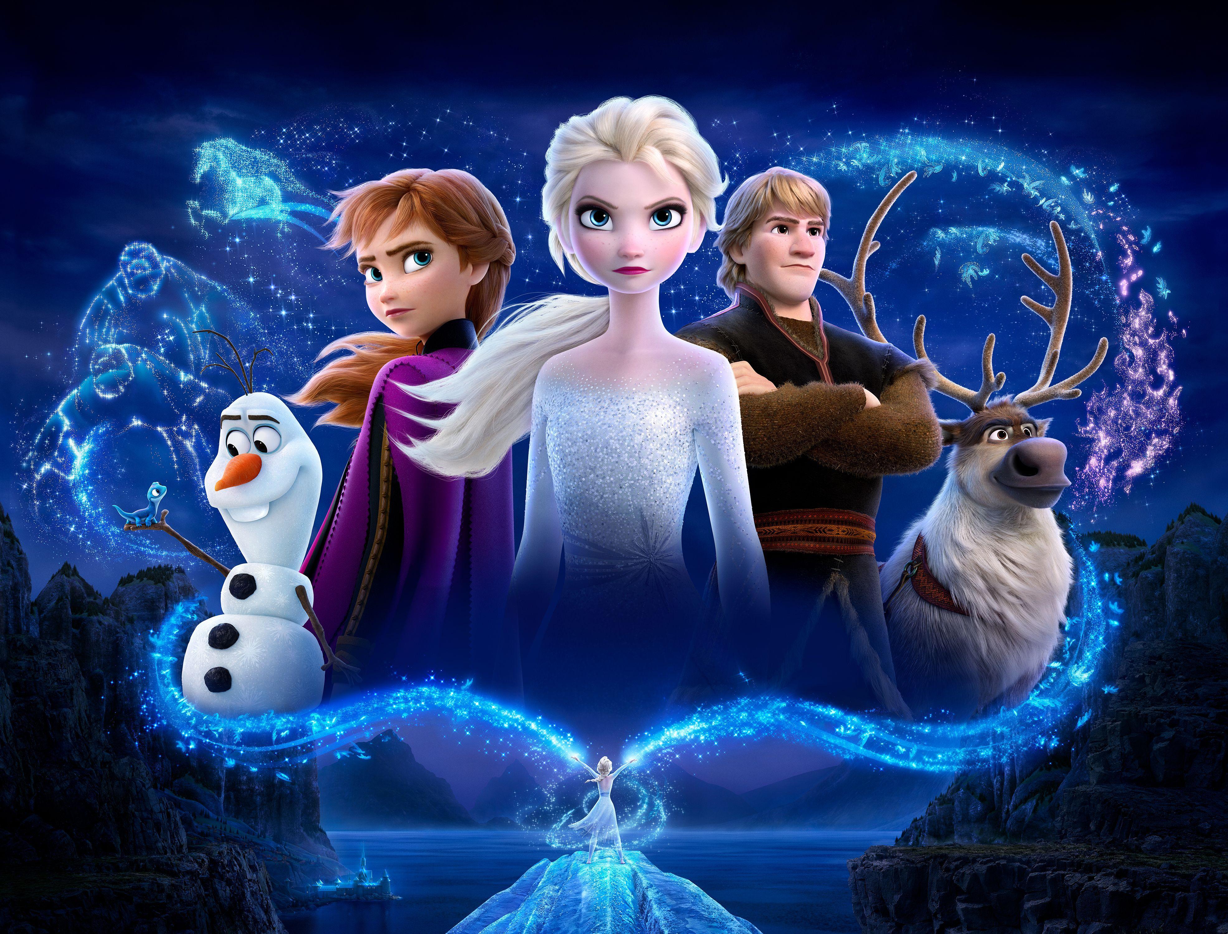 Frozen 2 4k Wallpapers Top Free Frozen 2 4k Backgrounds Wallpaperaccess