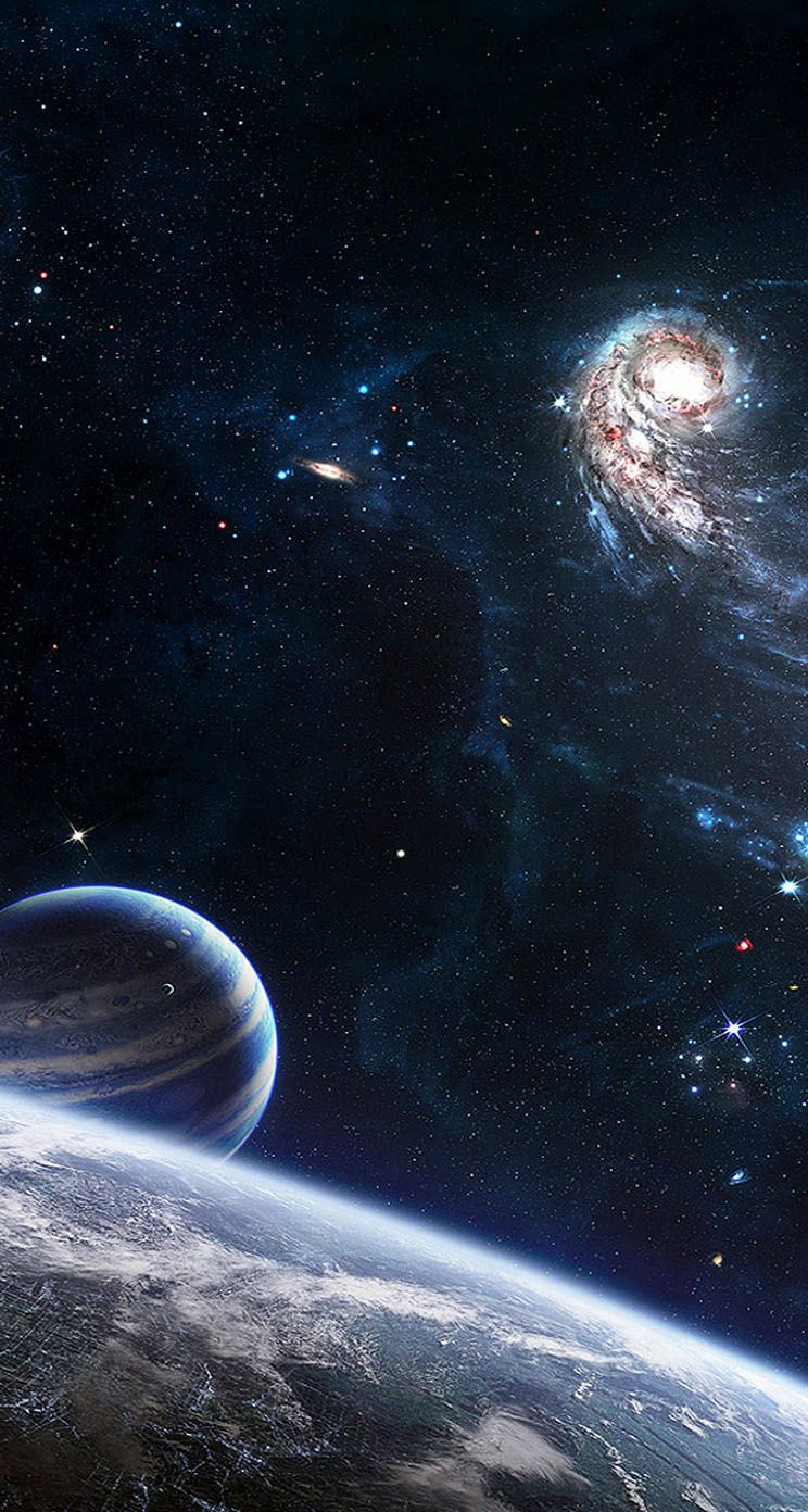 Outer space wallpapers top free outer space backgrounds - Spacecraft wallpaper ...