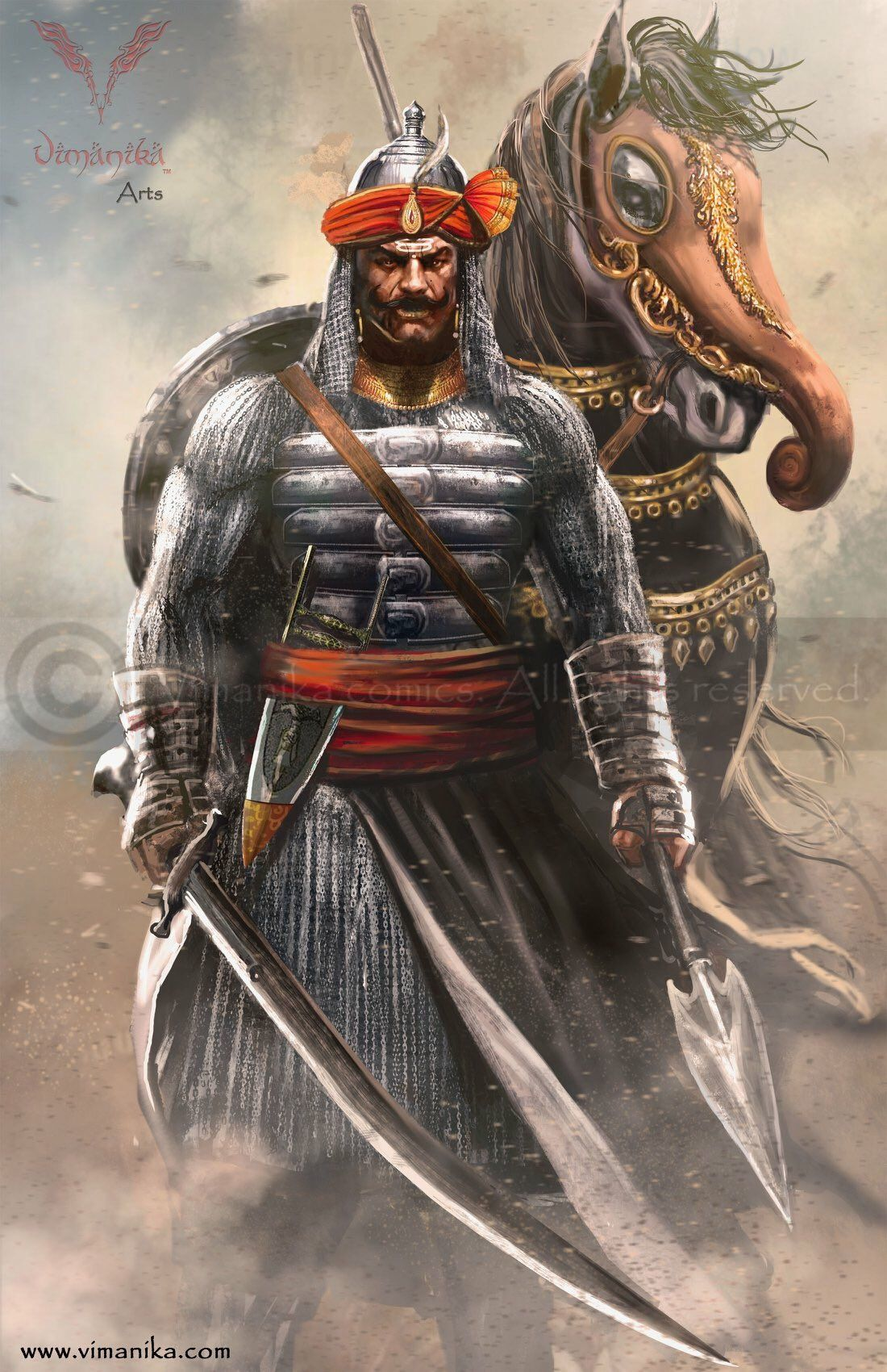 Maharana Pratap Wallpapers - Top Free Maharana Pratap Backgrounds ...