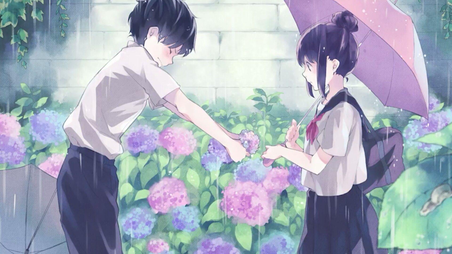 Anime Boy And Girl anime boy and girl wallpapers - top free anime boy and girl