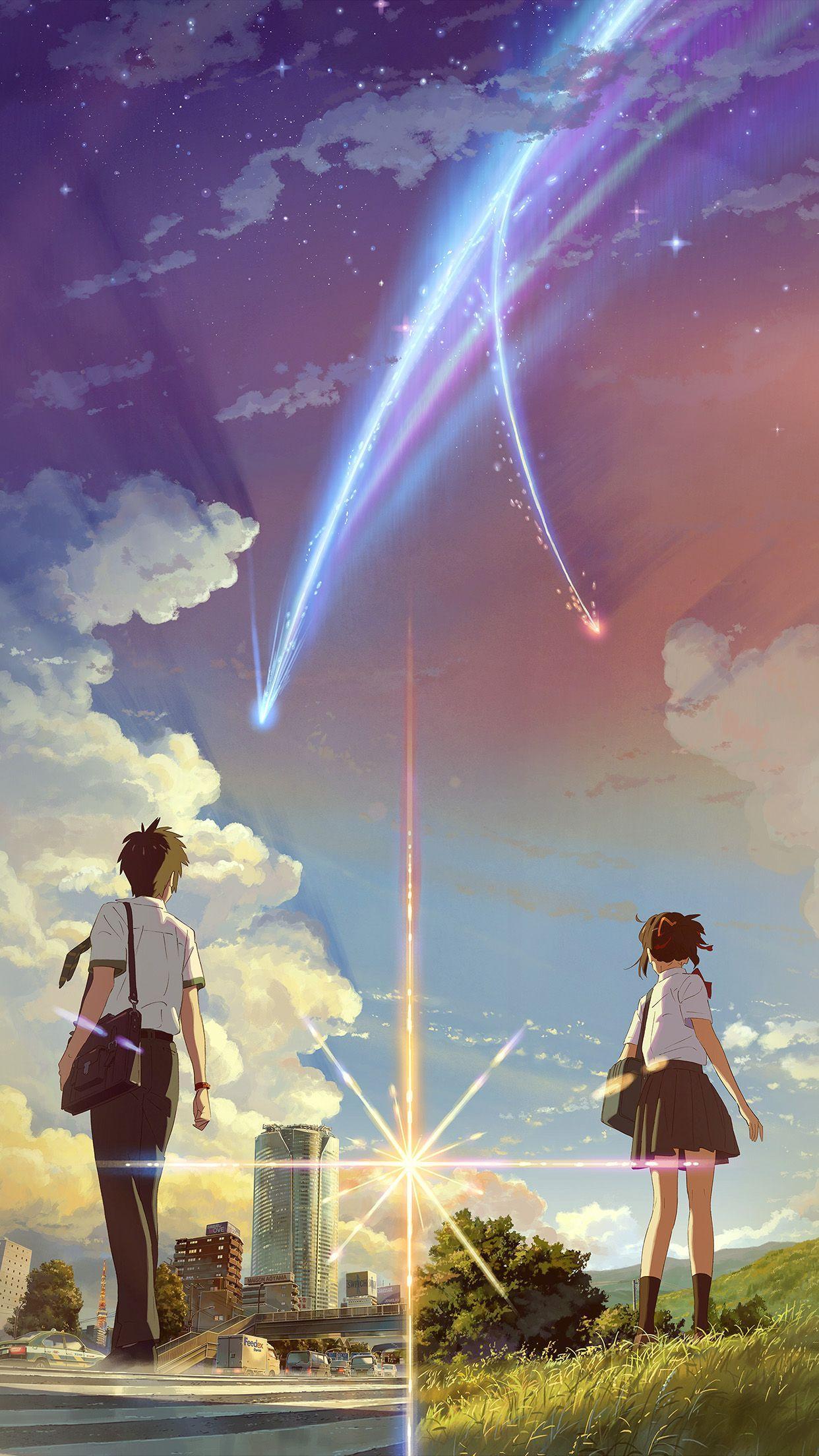 Anime Boy And Girl Wallpapers Top Free Anime Boy And Girl