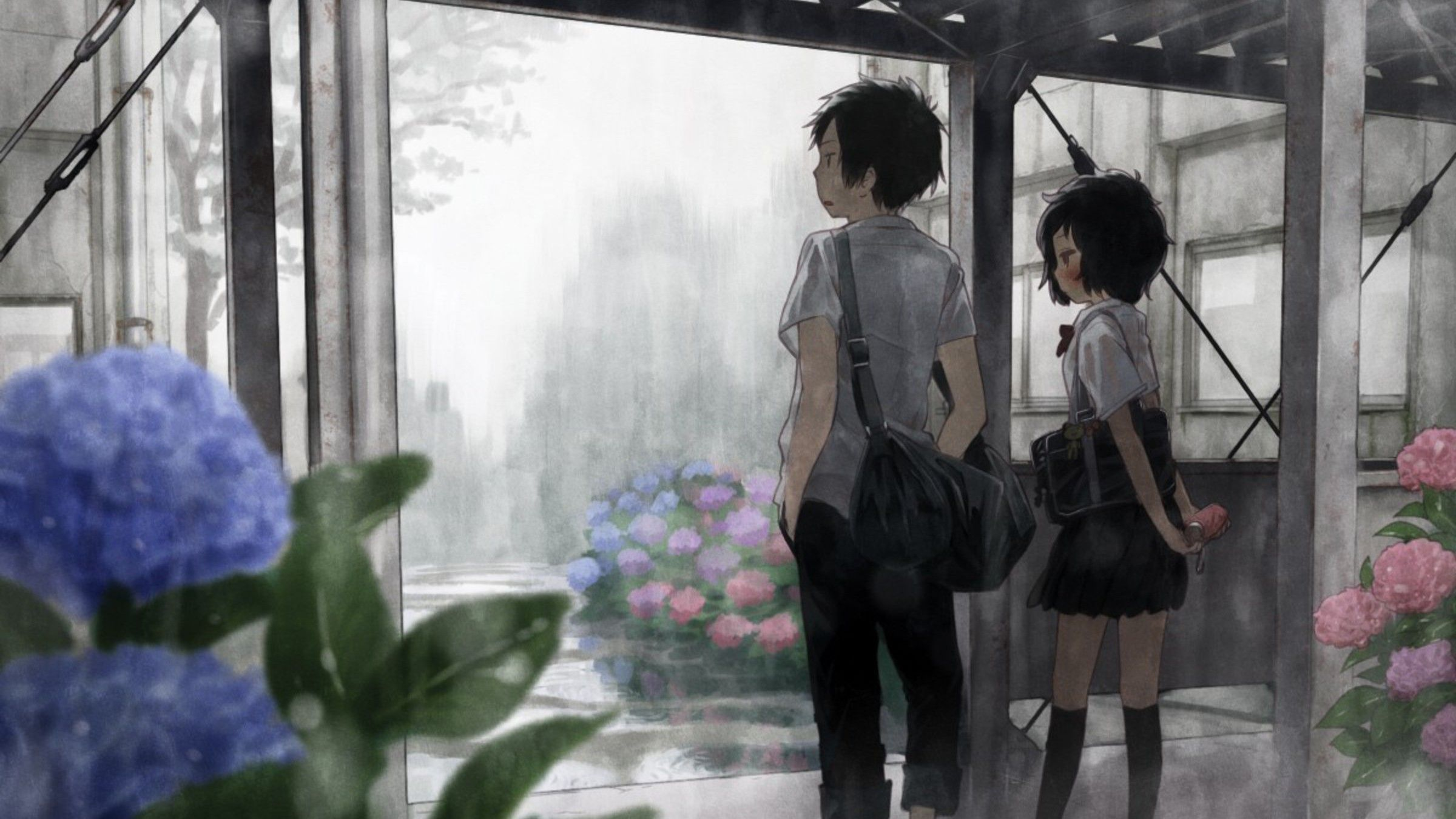 42 Best Free Anime Boy And Girl Wallpapers Wallpaperaccess