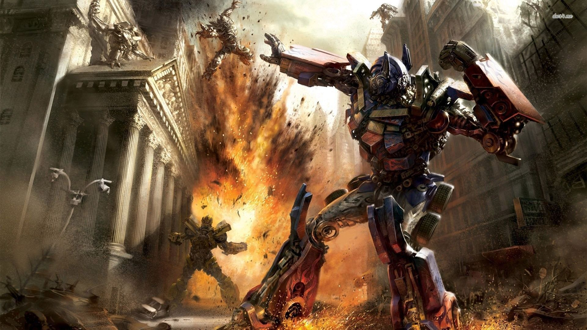 Transformers Fall Of Cybertron Wallpapers Top Free Transformers