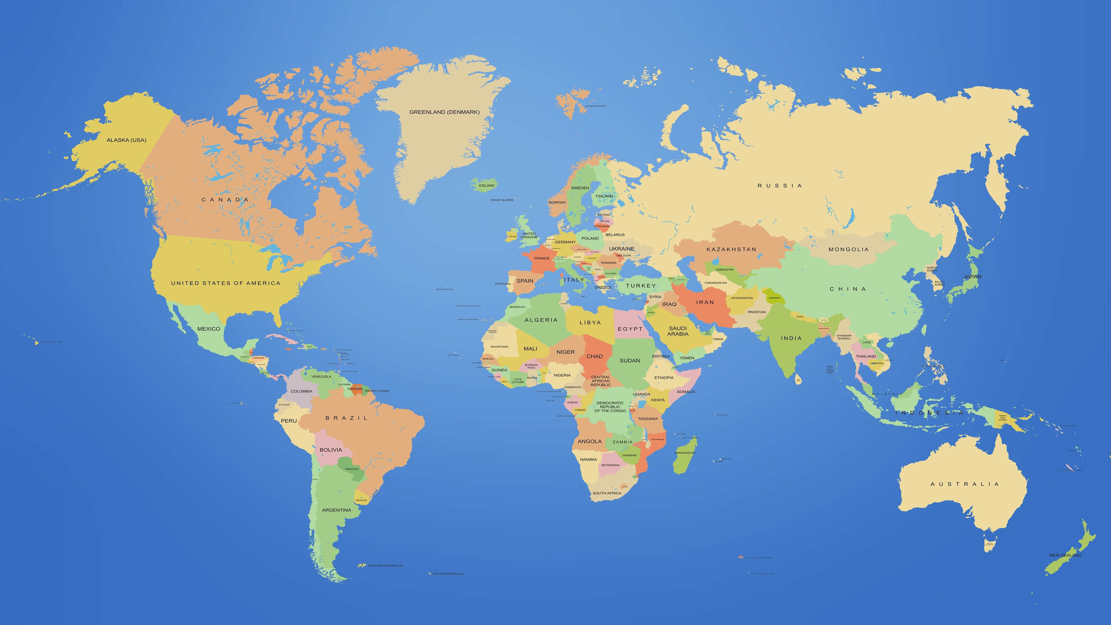 World Map 4k Wallpapers Top Free World Map 4k Backgrounds
