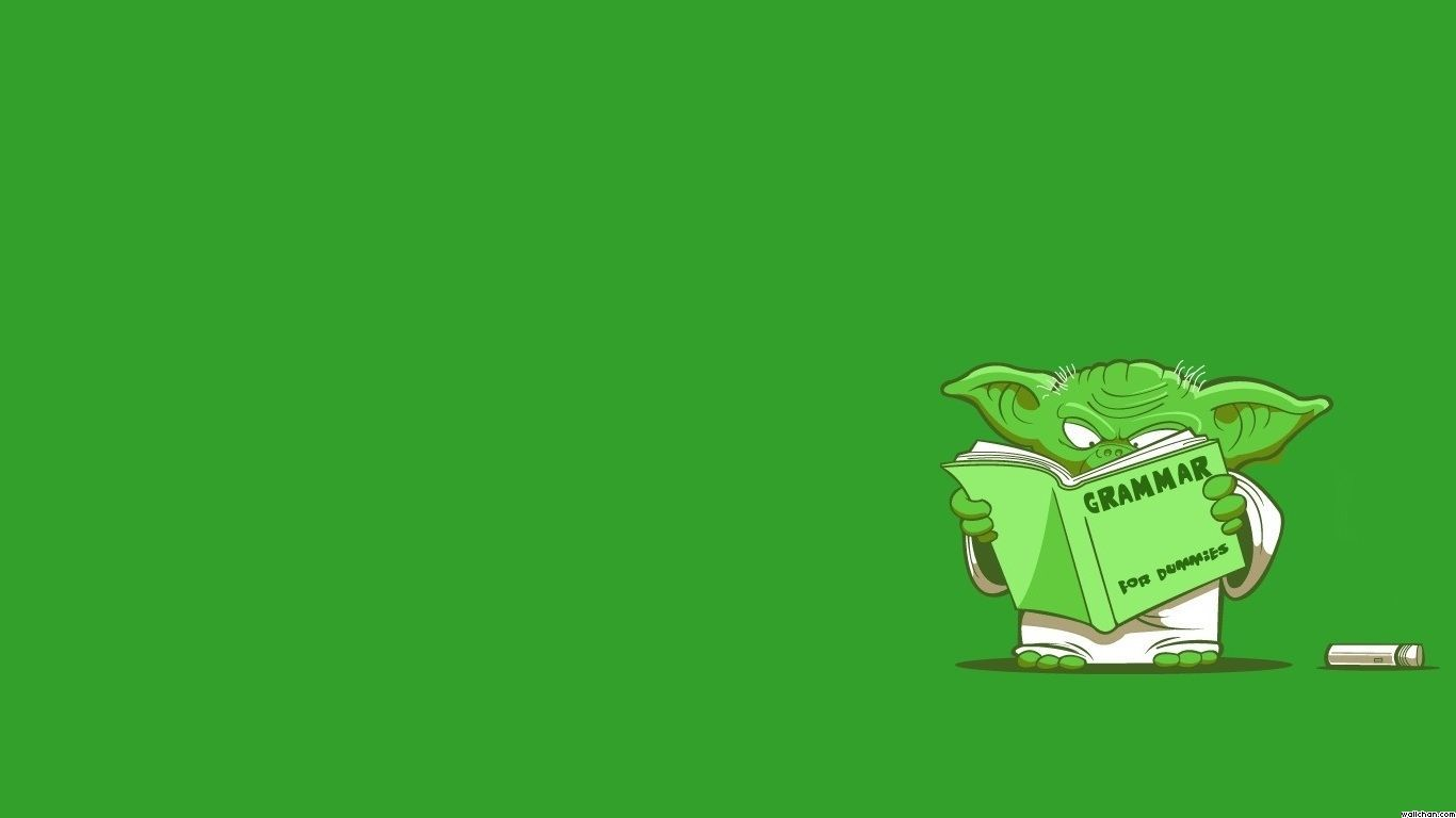Funny Yoda Wallpapers Top Free Funny Yoda Backgrounds Wallpaperaccess