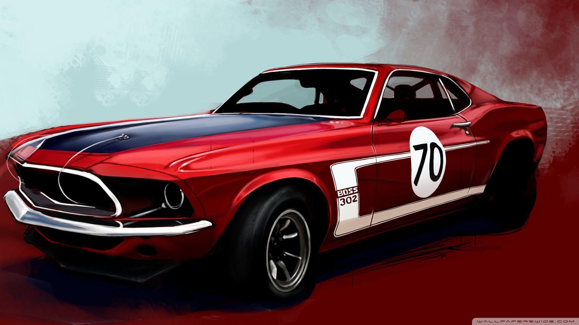 28+ Classic Car Wallpaper For Desktop Wallpapers