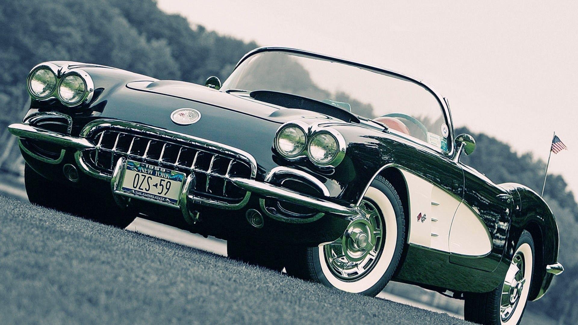 Old Cars Wallpaper Hd