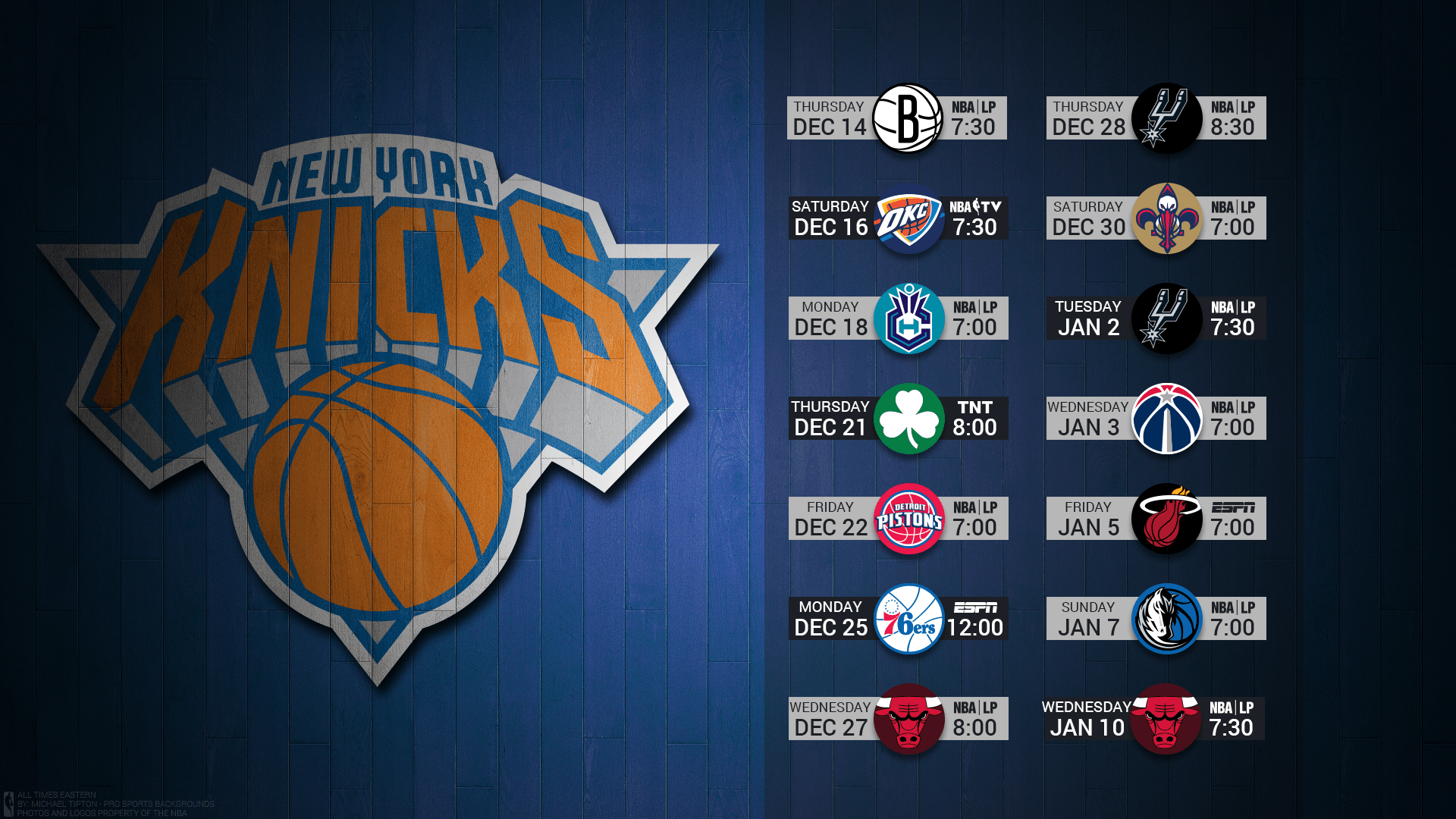 New York Knicks Wallpapers Top Free New York Knicks Backgrounds