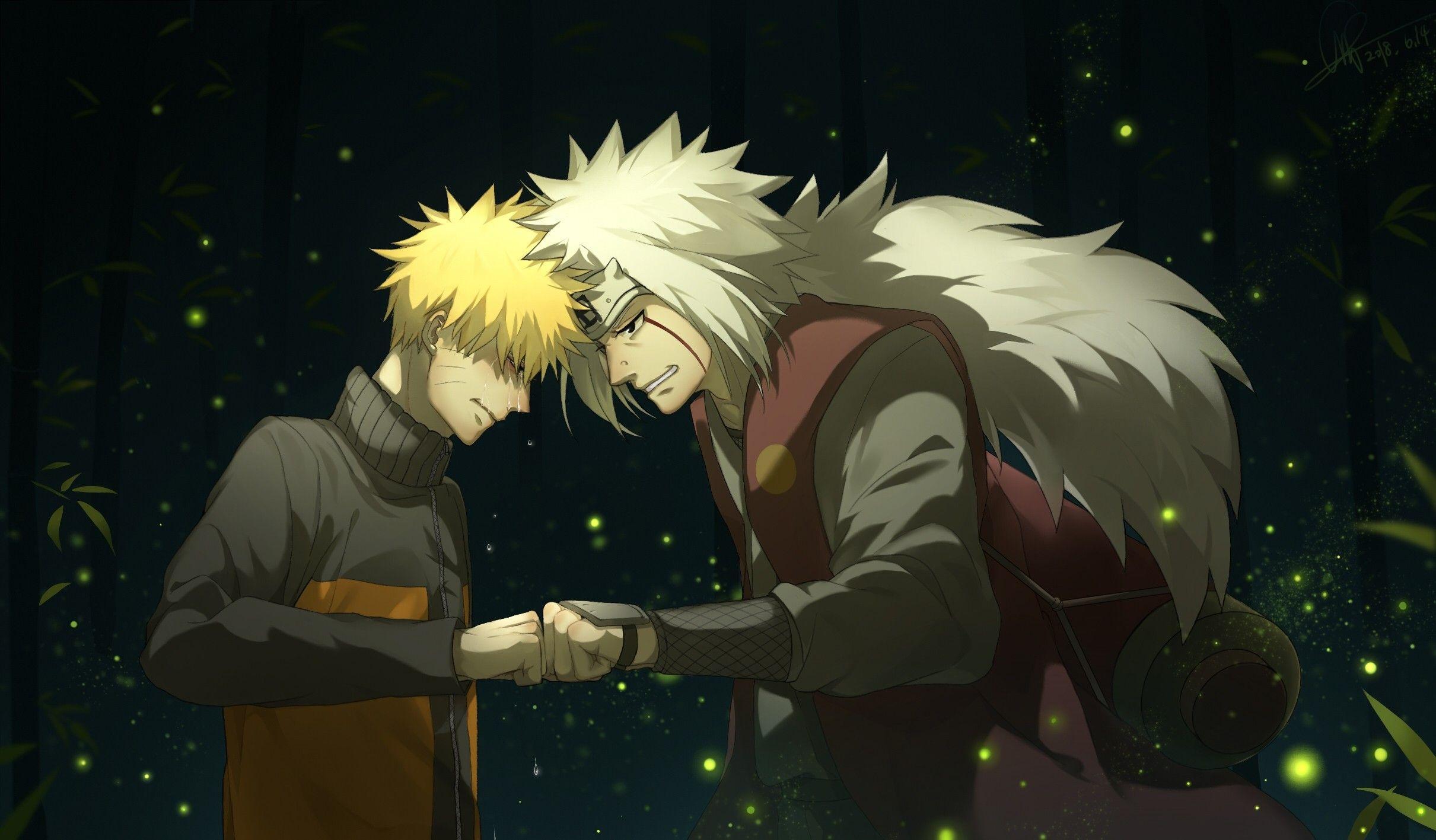Naruto And Jiraiya Wallpapers Top Free Naruto And Jiraiya Backgrounds Wallpaperaccess