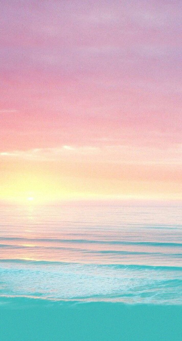 Pastel Sunset Iphone Wallpapers Top Free Pastel Sunset Iphone Backgrounds Wallpaperaccess