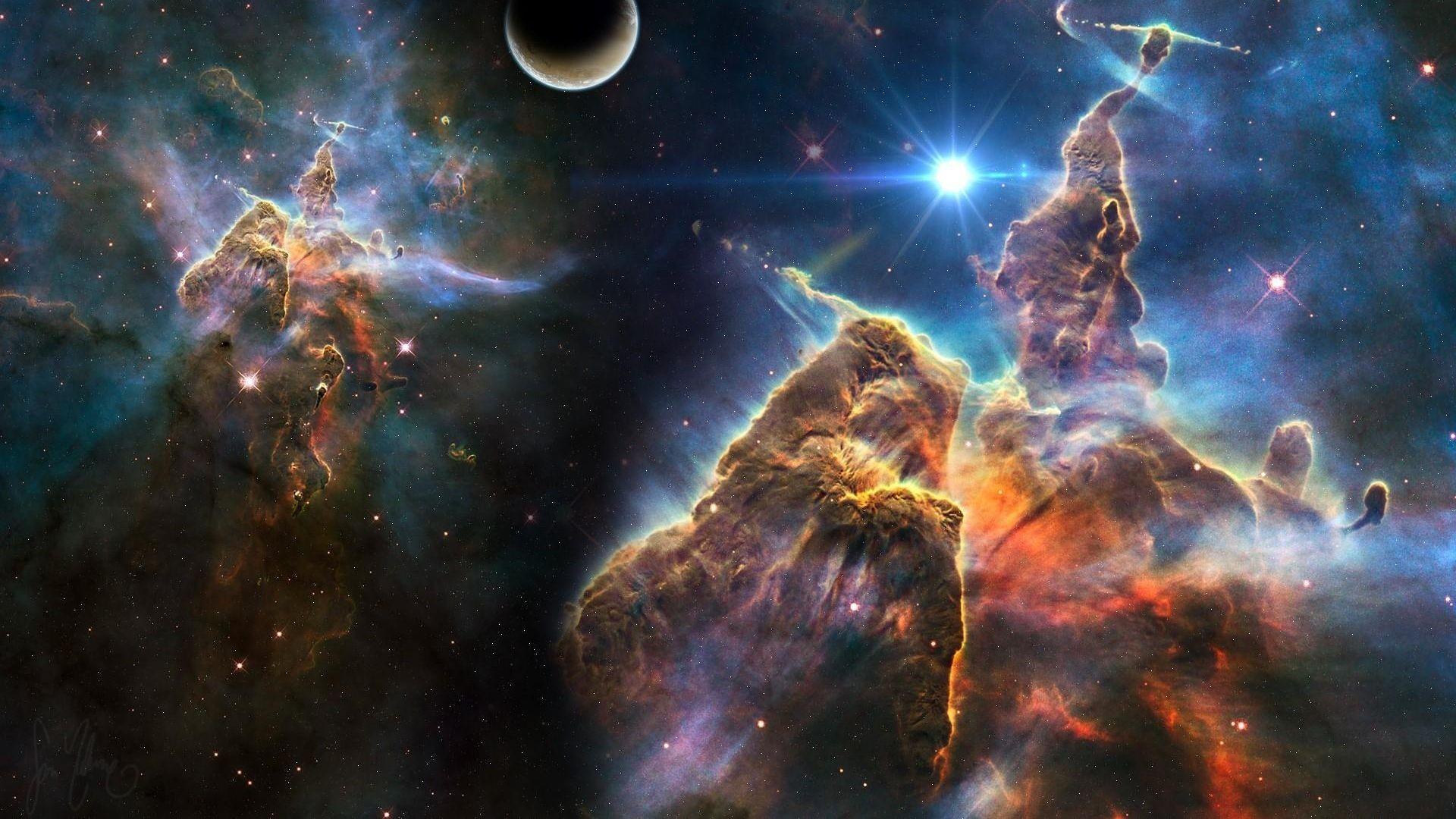 4k universe wallpapers top free 4k universe backgrounds for Sfondi desktop universo