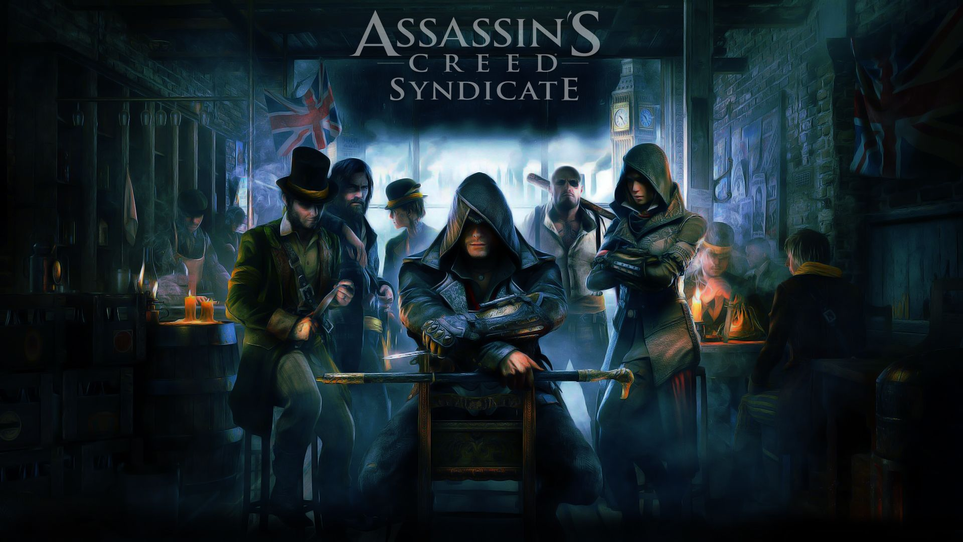 Assassins Creed Syndicate Wallpapers Top Free Assassins