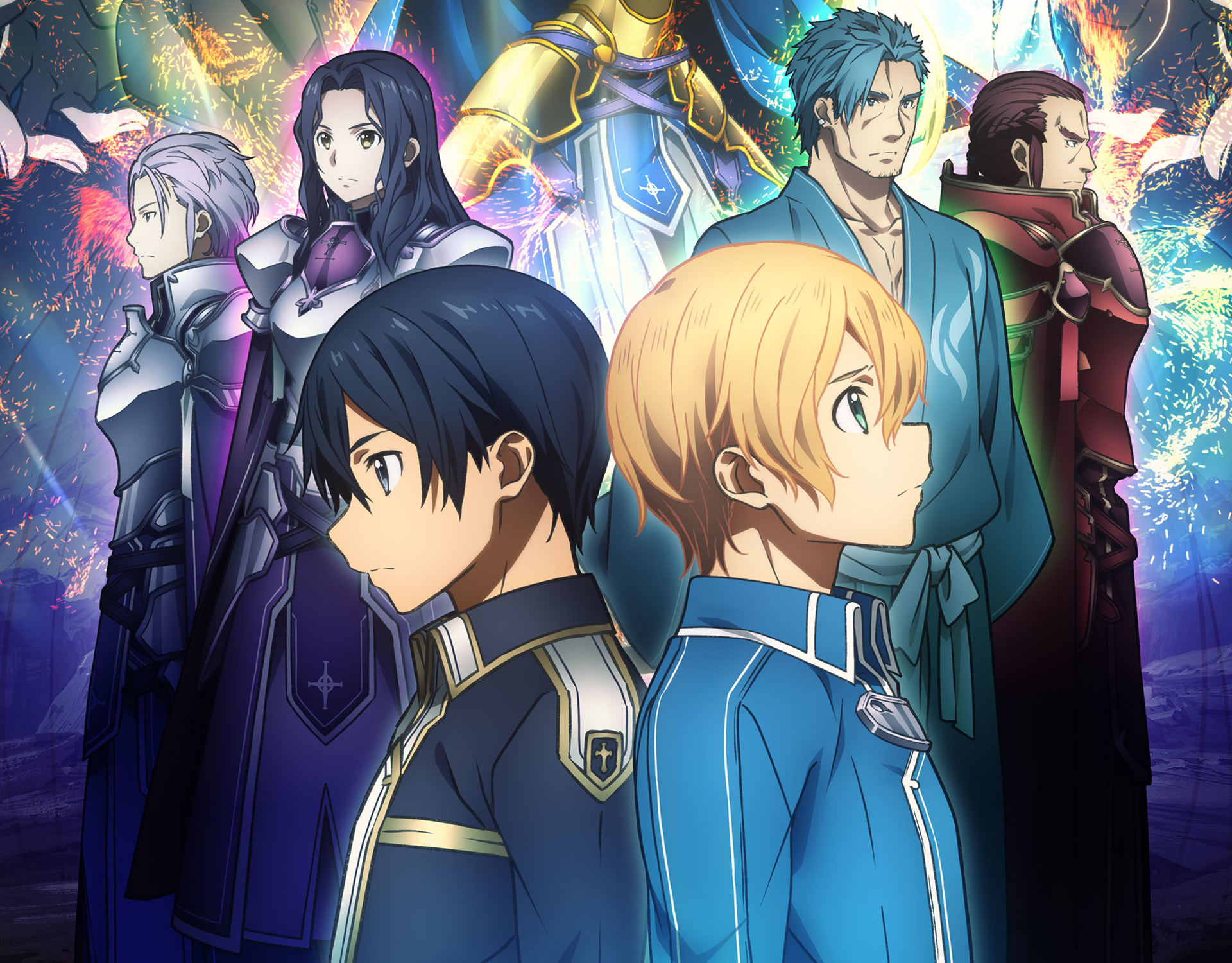 Alicization Wallpapers Top Free Alicization Backgrounds