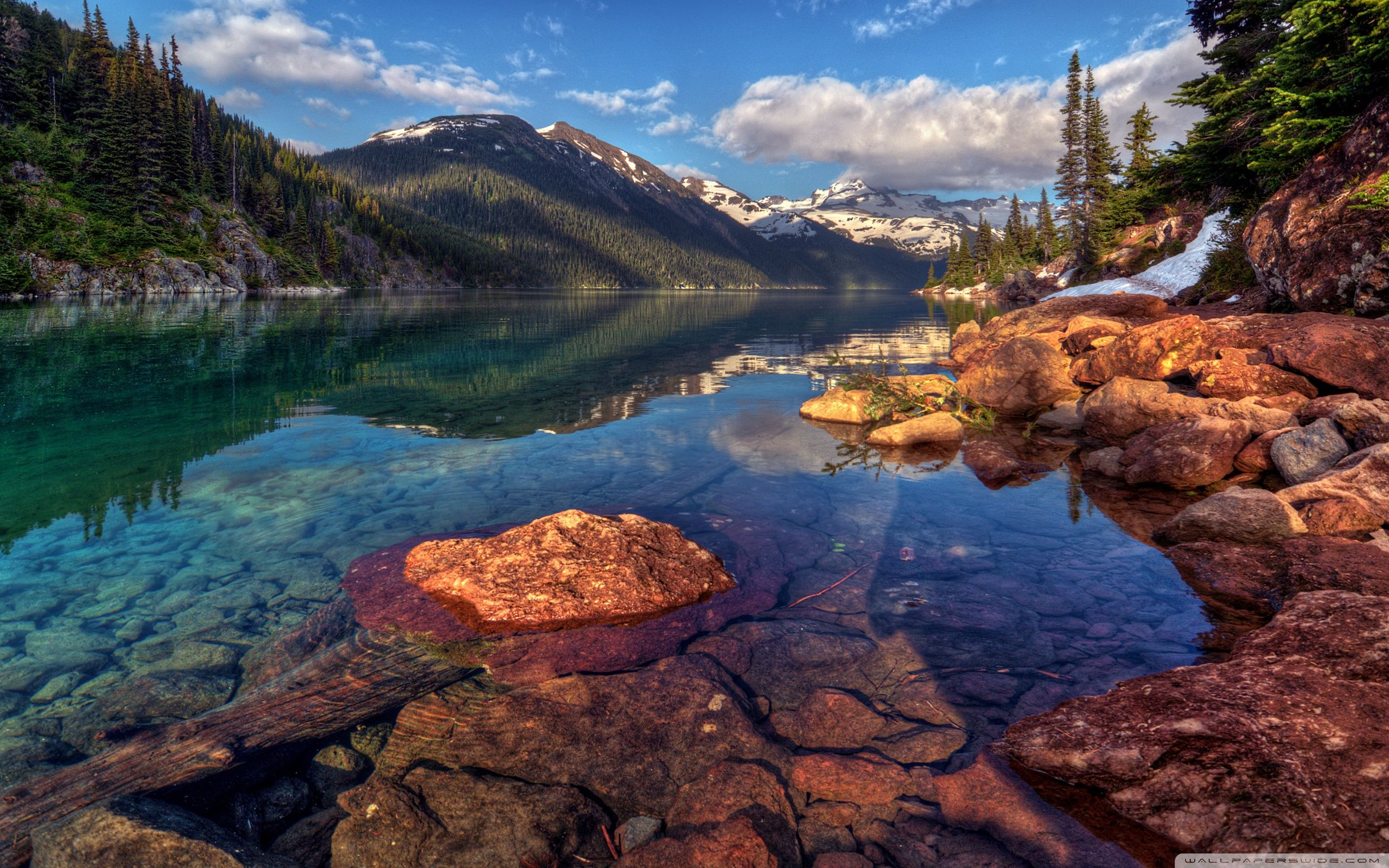Mountain Water Wallpapers - Top Free ...