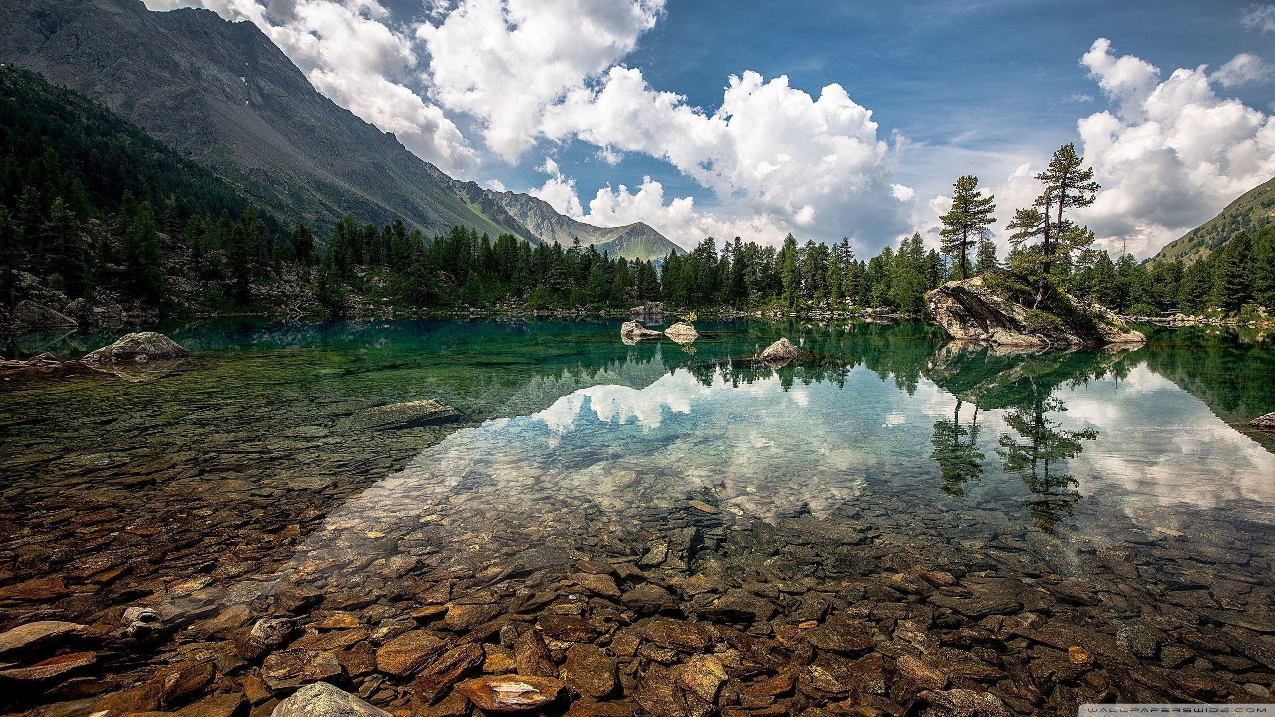 Mountain Water Wallpapers - Top Free Mountain Water ...Lake Water Wallpaper