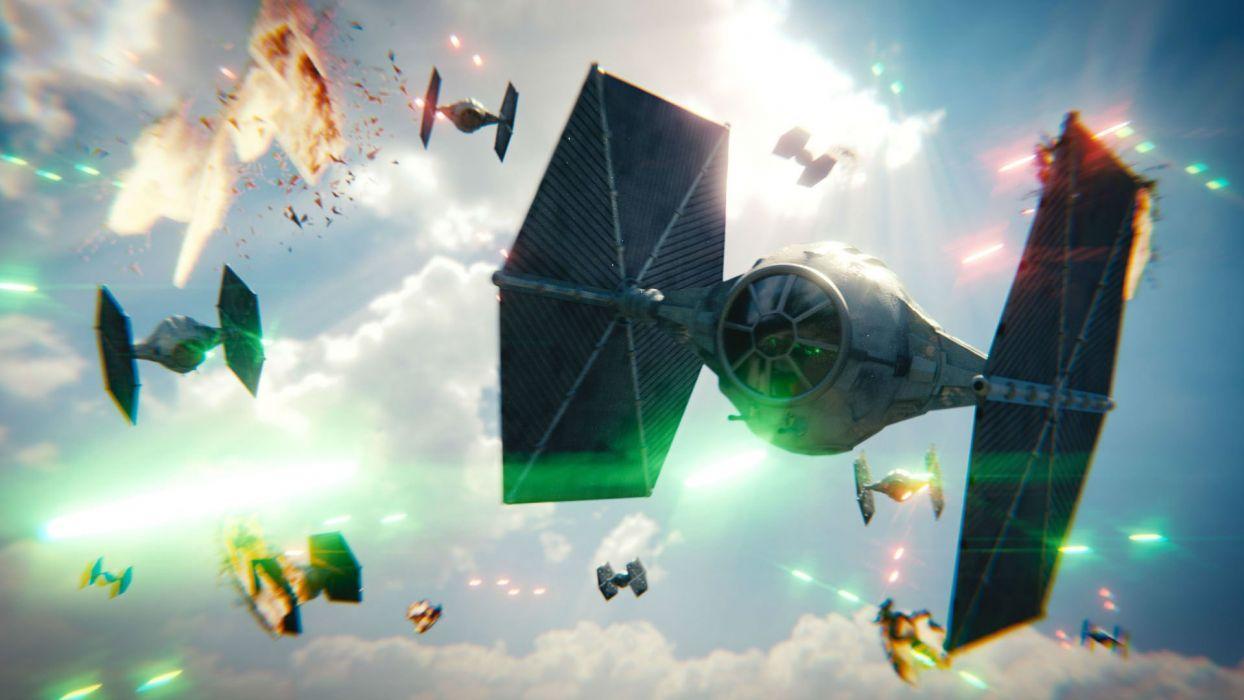 Star Wars Tie Fighter Wallpapers Top Free Star Wars Tie
