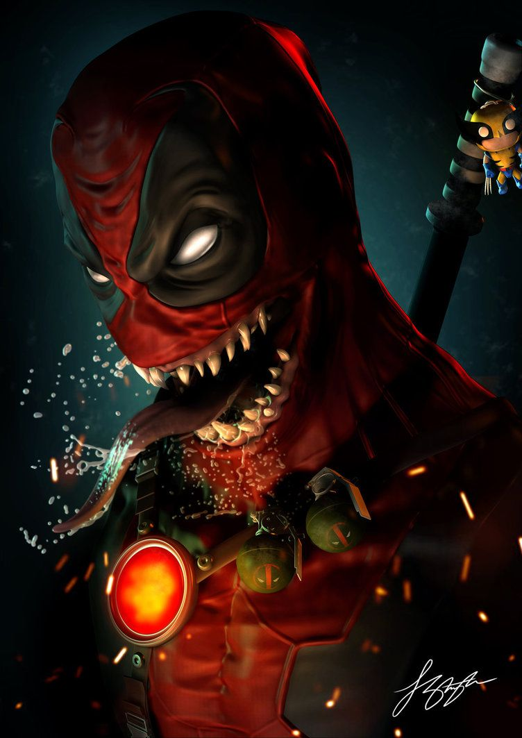 Deadpool Venom