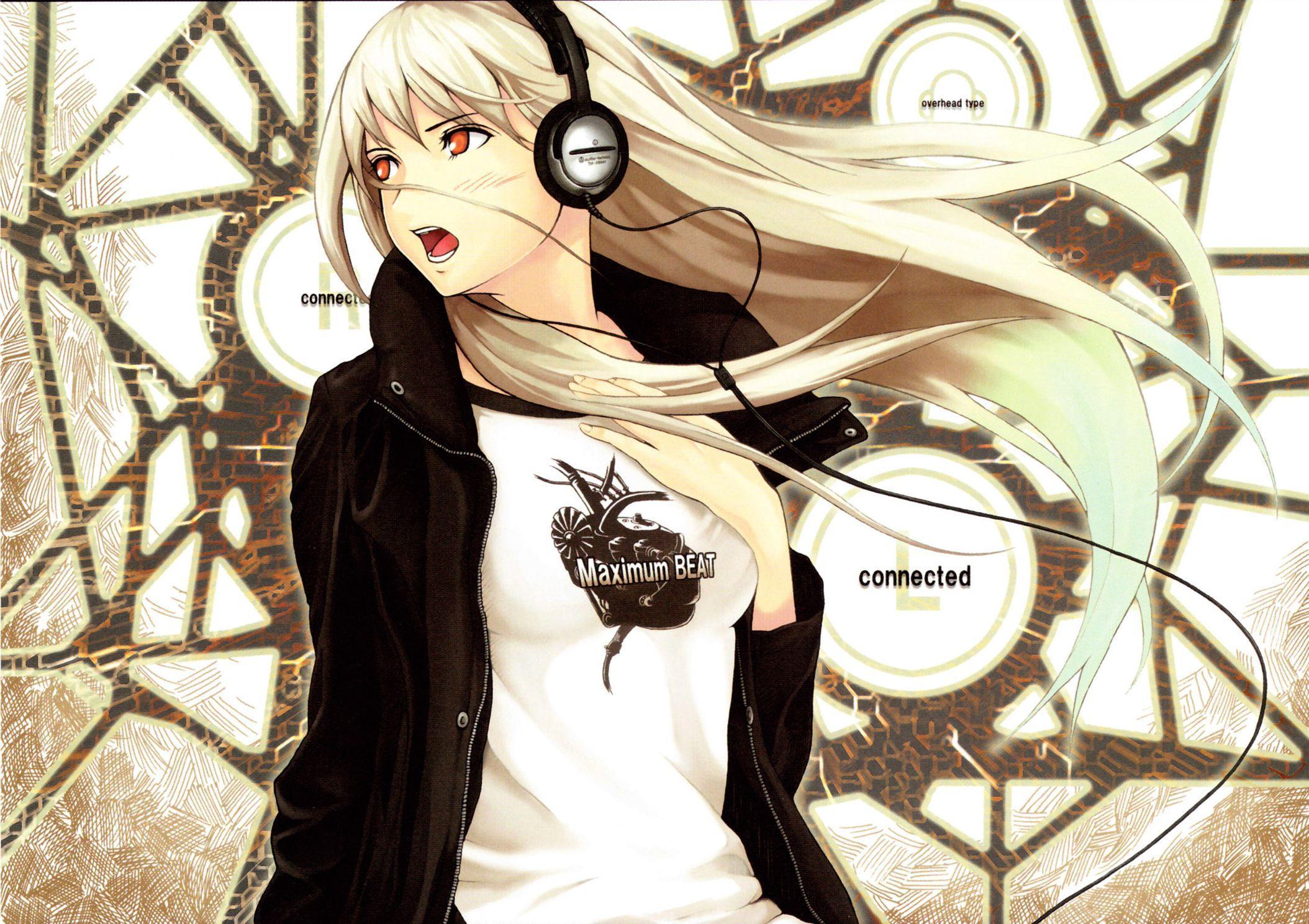 Anime Girl Tomboy