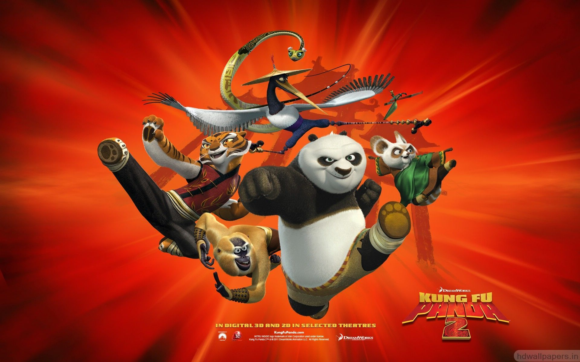 Kung Fu Panda 2 Wallpapers Top Free Kung Fu Panda 2 Backgrounds
