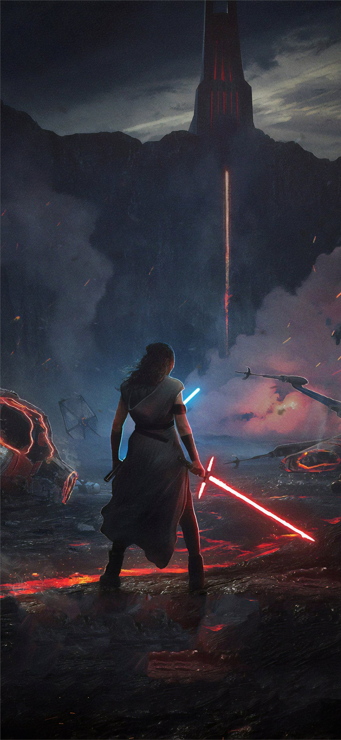 Star Wars The Rise Of Skywalker Wallpapers Top Free Star Wars The Rise Of Skywalker Backgrounds Wallpaperaccess