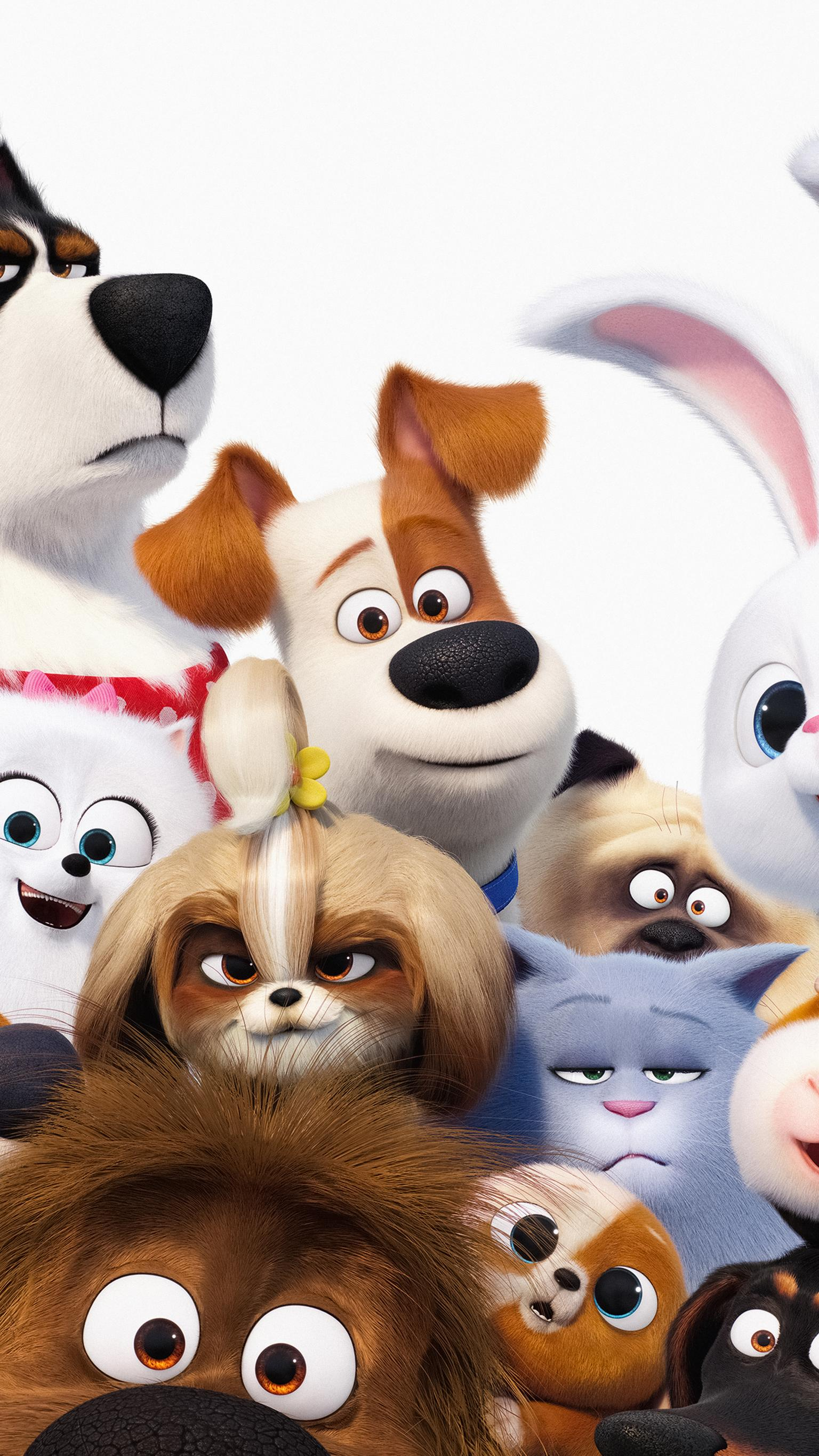 The Secret Life Of Pets 2 Wallpapers Top Free The Secret Life Of