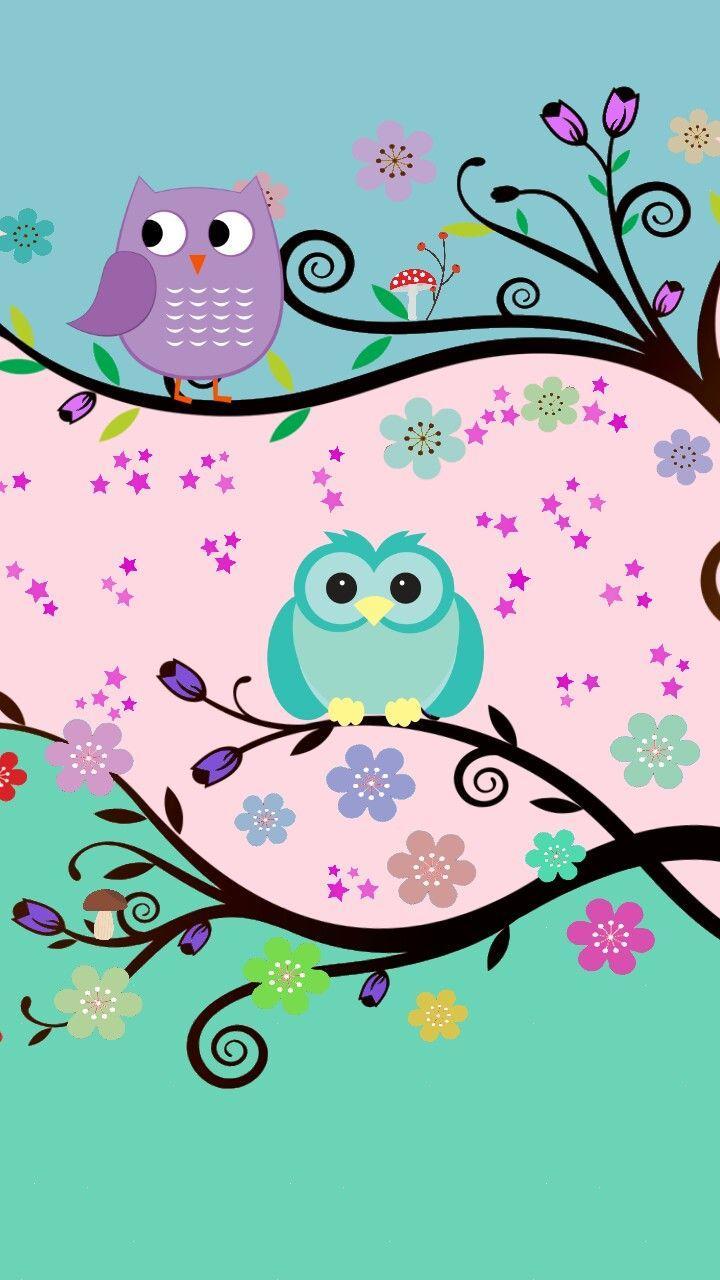 Cartoon Owl Wallpapers Top Free Cartoon Owl Backgrounds