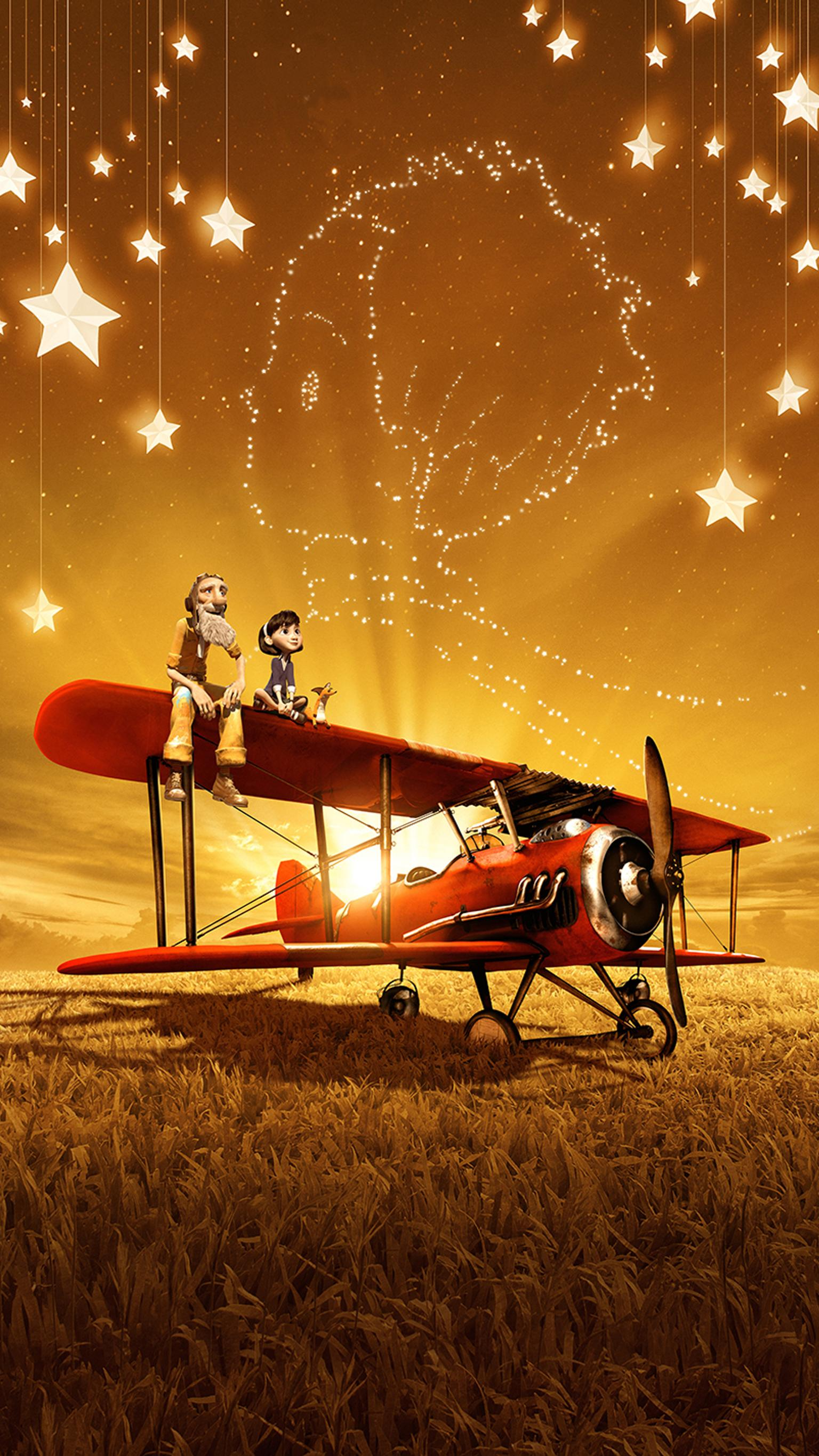The Little Prince Wallpapers Top Free The Little Prince Backgrounds Wallpaperaccess