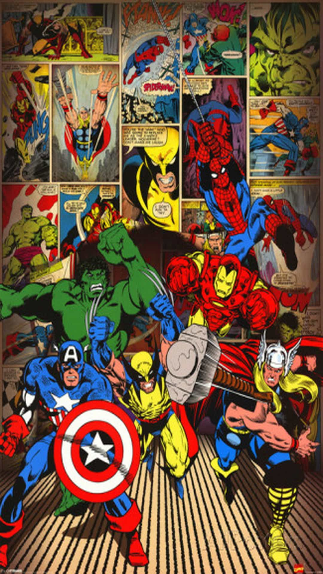 Marvel Phone Wallpapers Top Free Marvel Phone Backgrounds