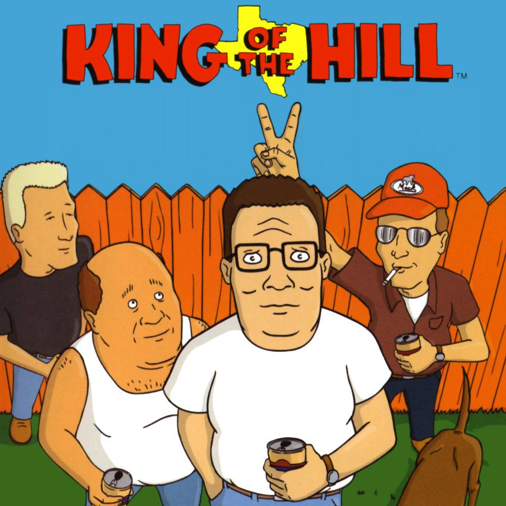 King Of The Hill Wallpapers Top Free King Of The Hill