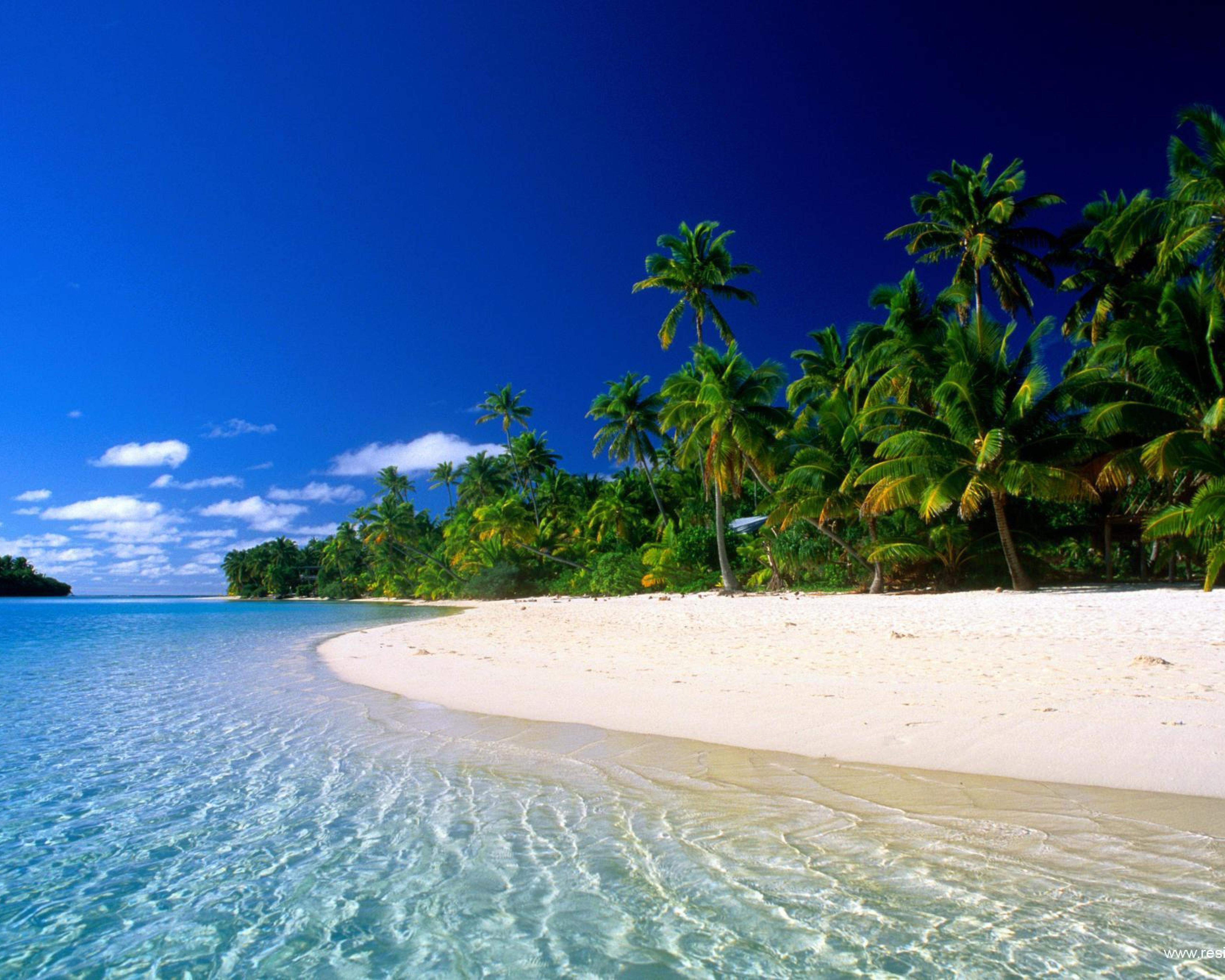 5120x4096 5120x4096 Sand_tropics_beach_earth (5120 × 4096).  شاطئ بحر