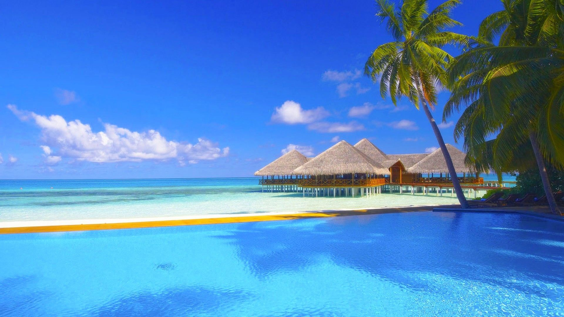 Tropical Paradise Desktop Wallpapers Top Free Tropical Paradise