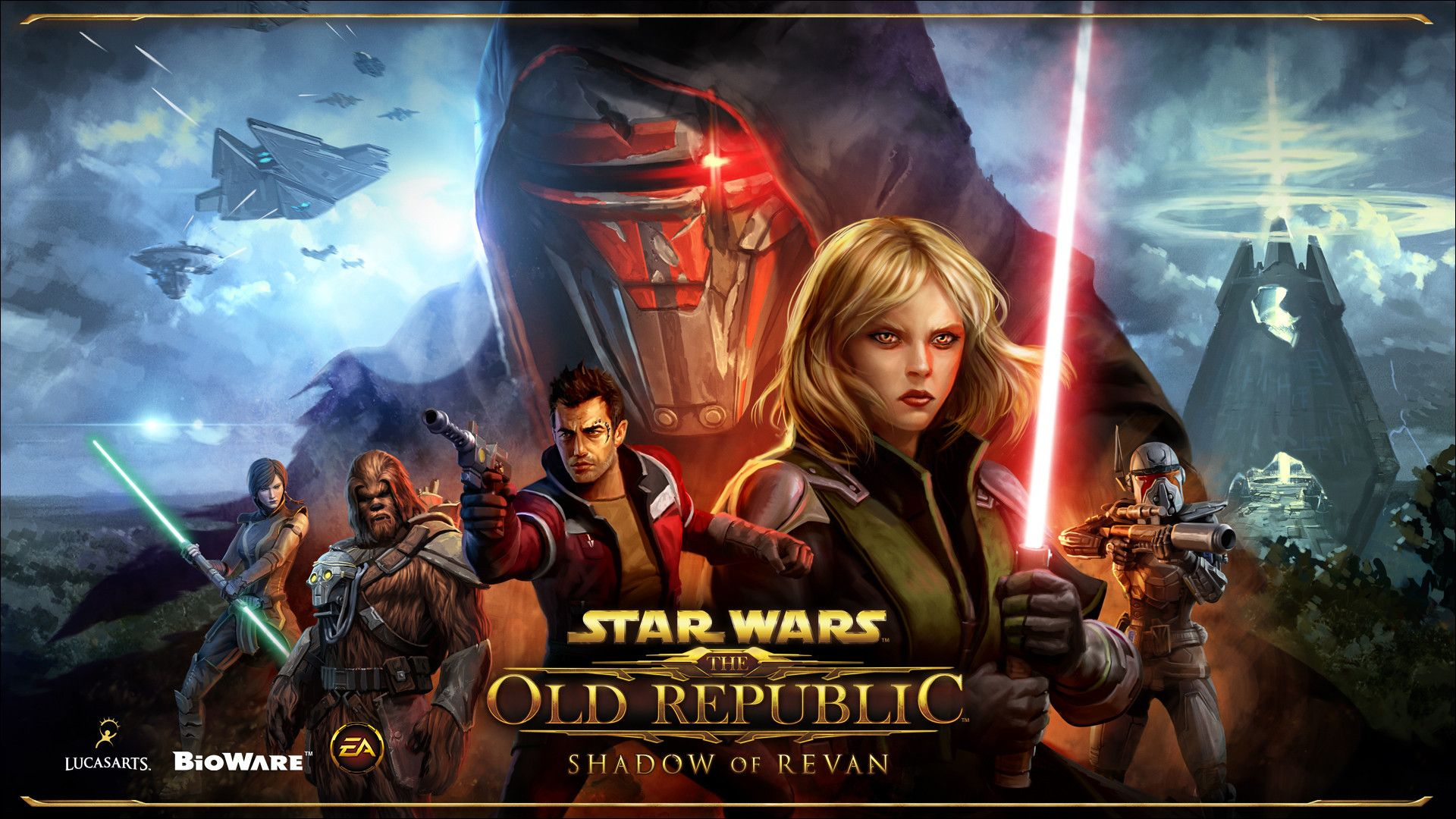 Star Wars Old Republic Wallpapers Top Free Star Wars Old Republic Backgrounds Wallpaperaccess