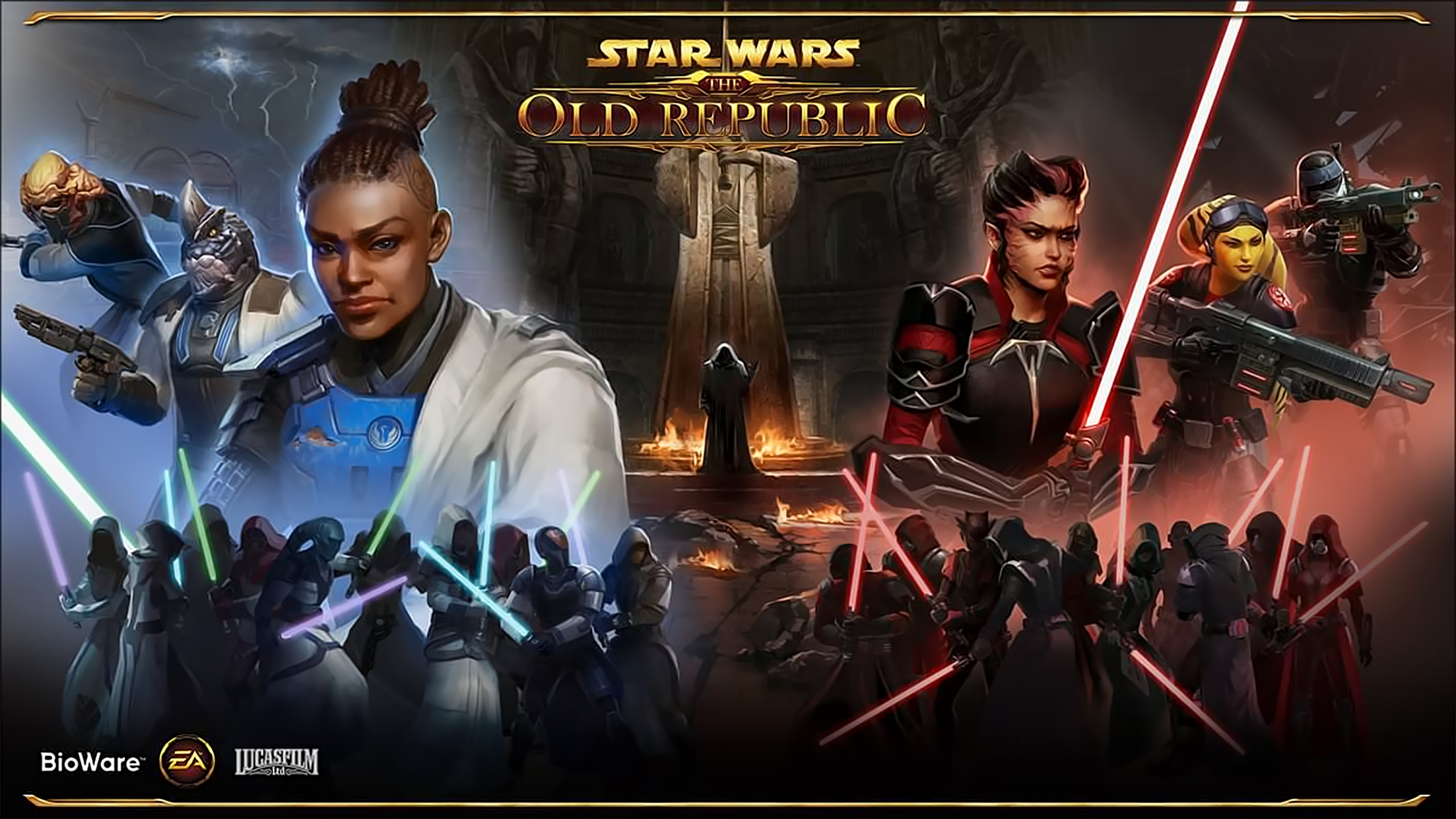 Swtor Wallpapers Top Free Swtor Backgrounds Wallpaperaccess