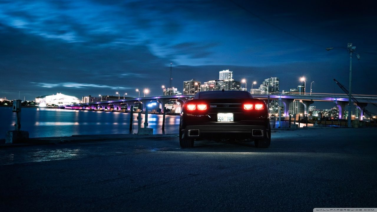 Night Car Wallpapers Top Free Night Car Backgrounds Wallpaperaccess