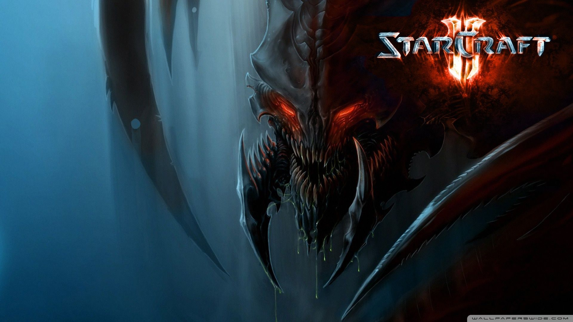 Starcraft 2 Wallpapers Top Free Starcraft 2 Backgrounds