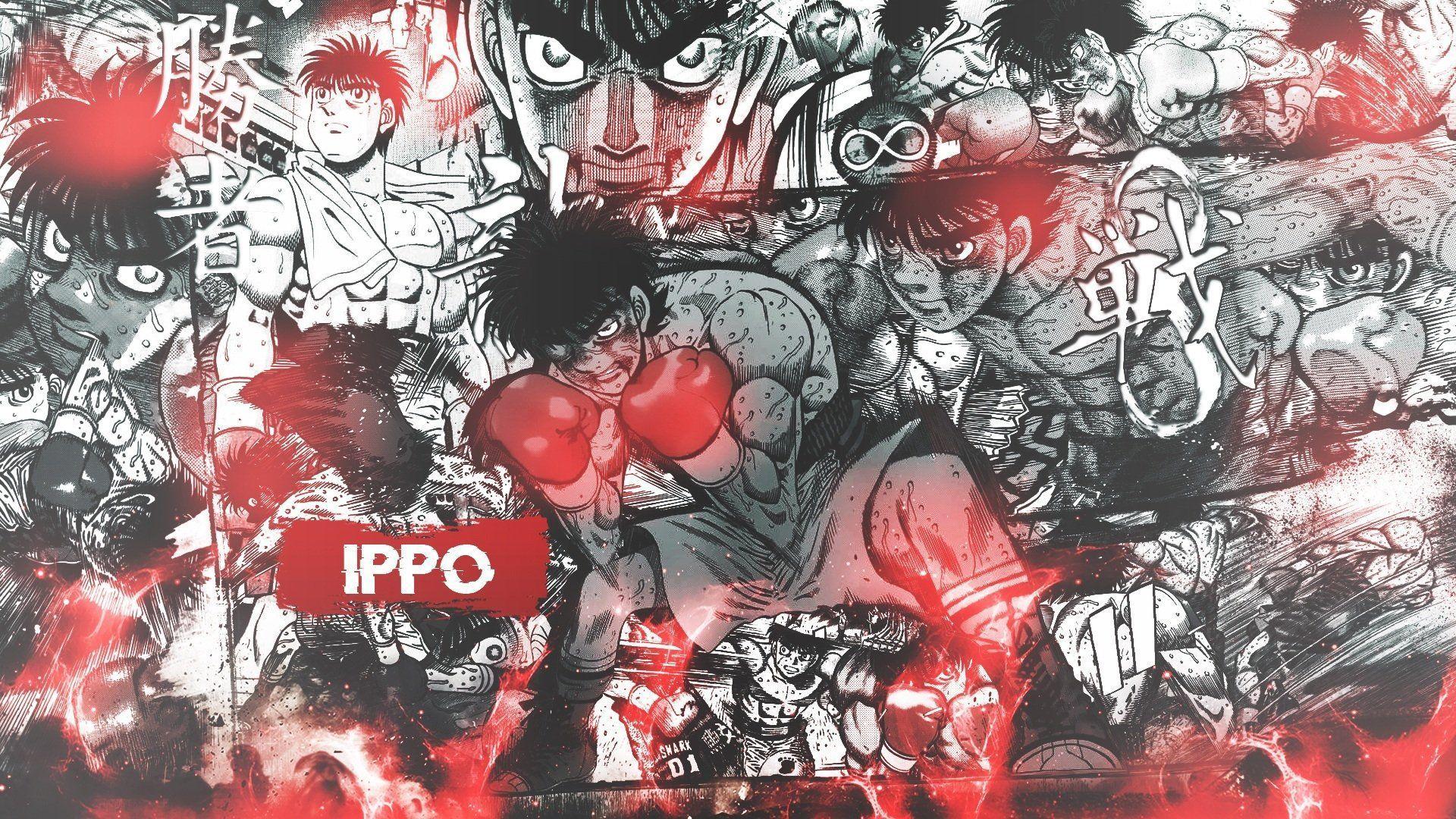 Hajime No Ippo Wallpapers Top Free Hajime No Ippo Backgrounds